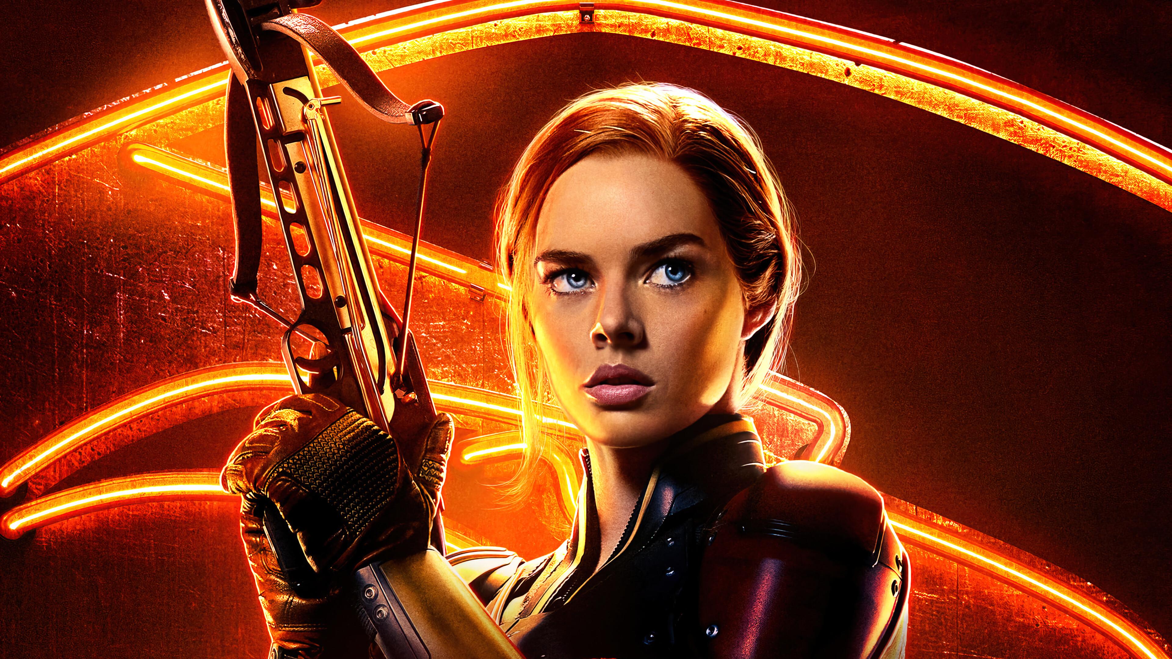 Wallpaper Samara Weaving in Snake Eyes Movies