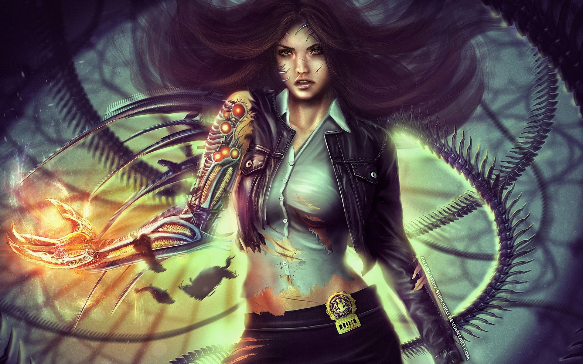 Wallpaper Sara Pezzini Witchblade Images