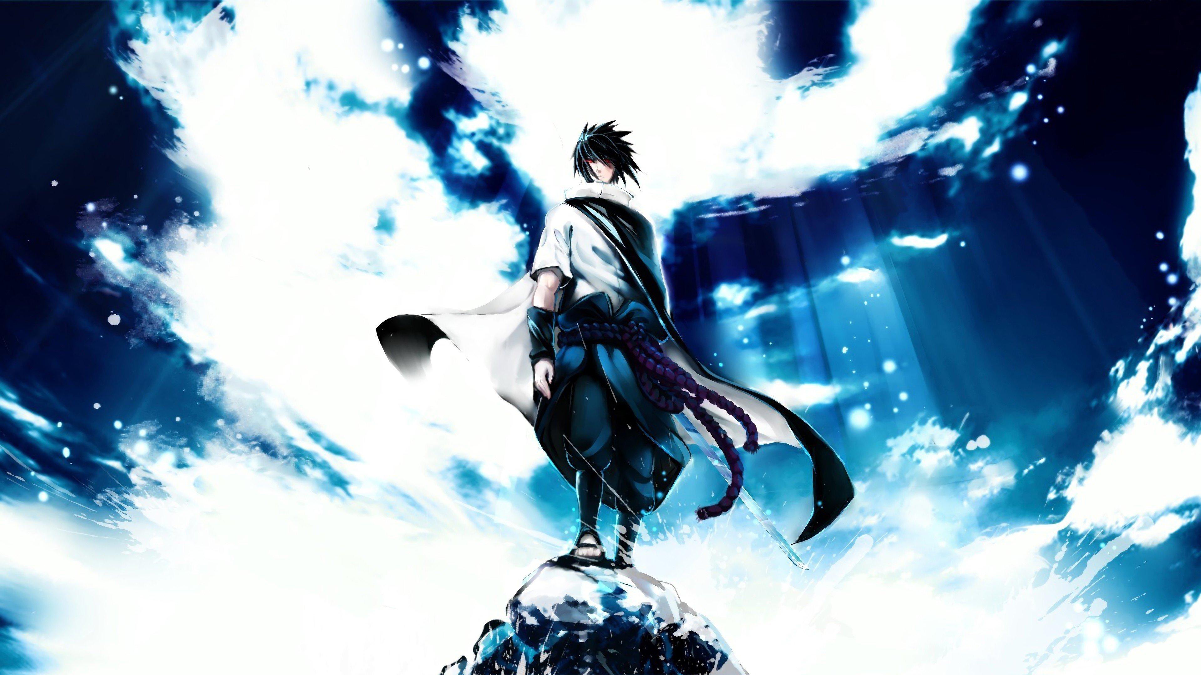 Fondos de pantalla Anime Sasuke Uchiha