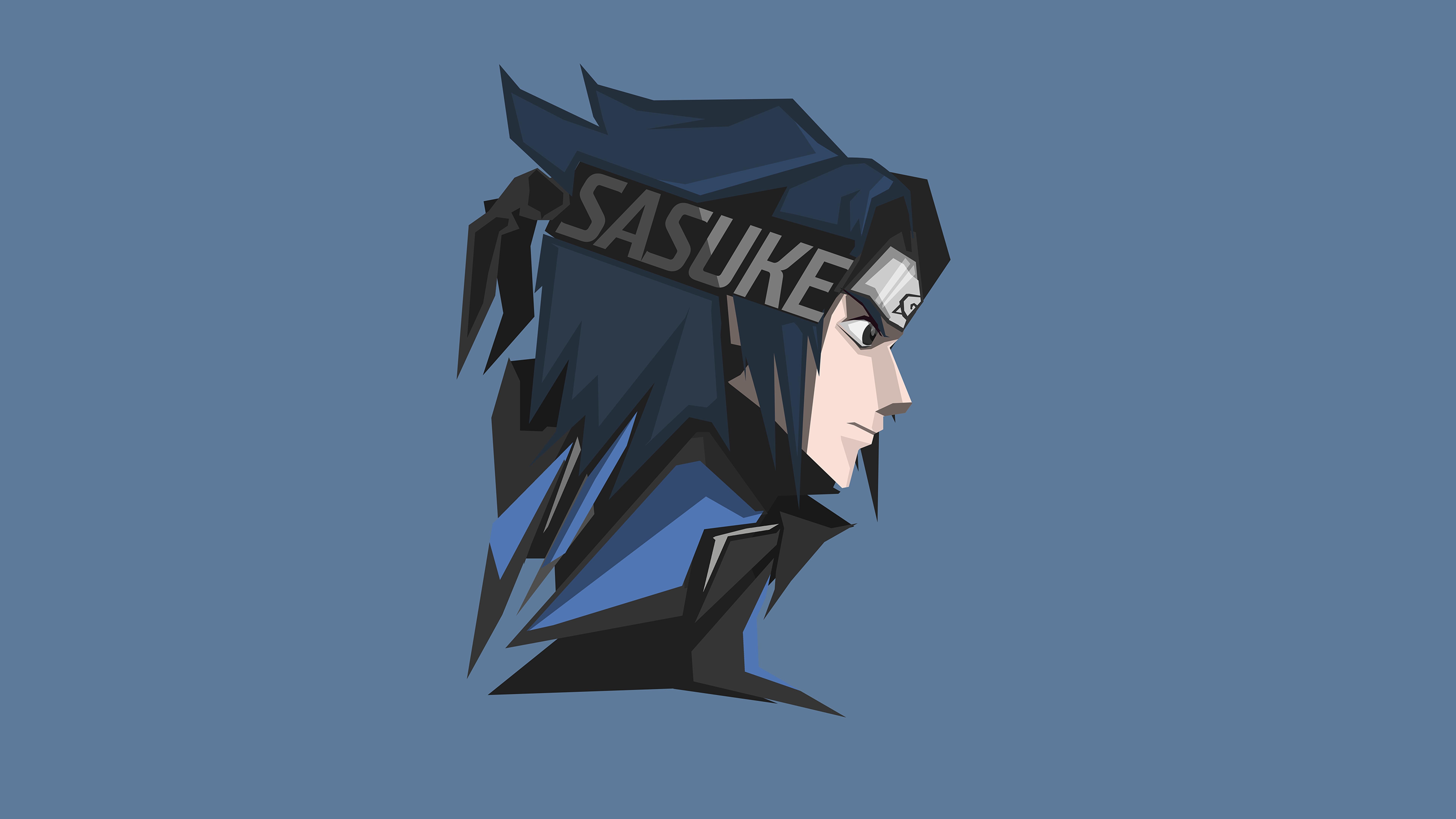 Sasuke Uchiha Illustration Anime Wallpaper 8k Ultra Hd Id 3632