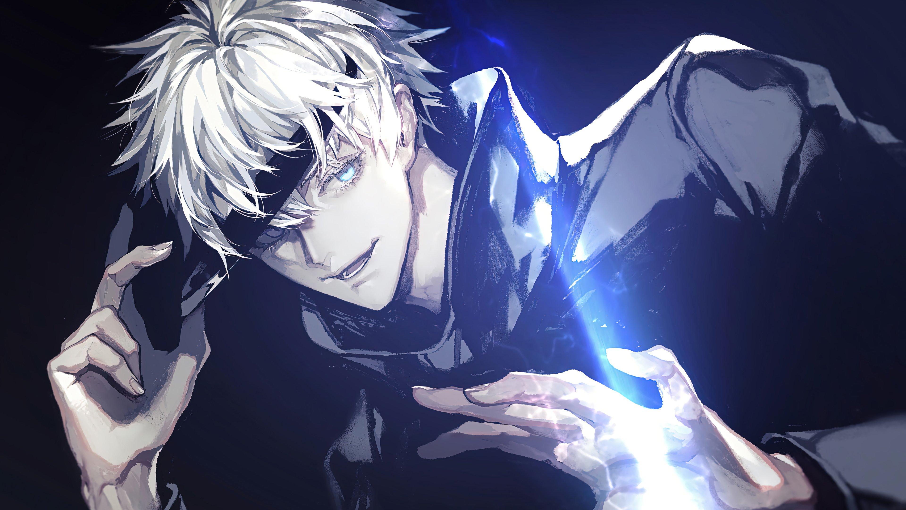Fondos de pantalla Anime Satoru Gojo de Jujutsu Kaisen