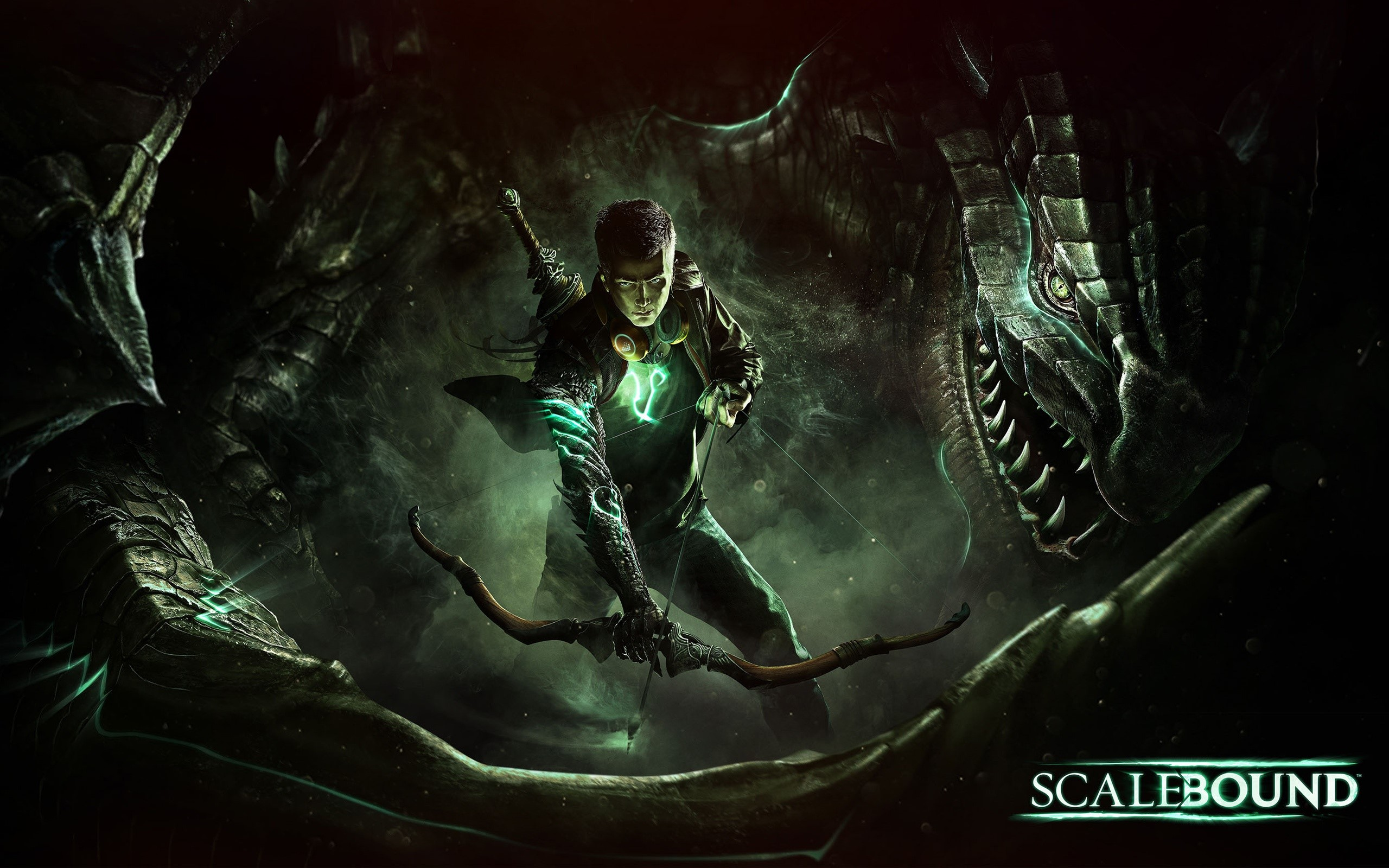Wallpaper Scalebound