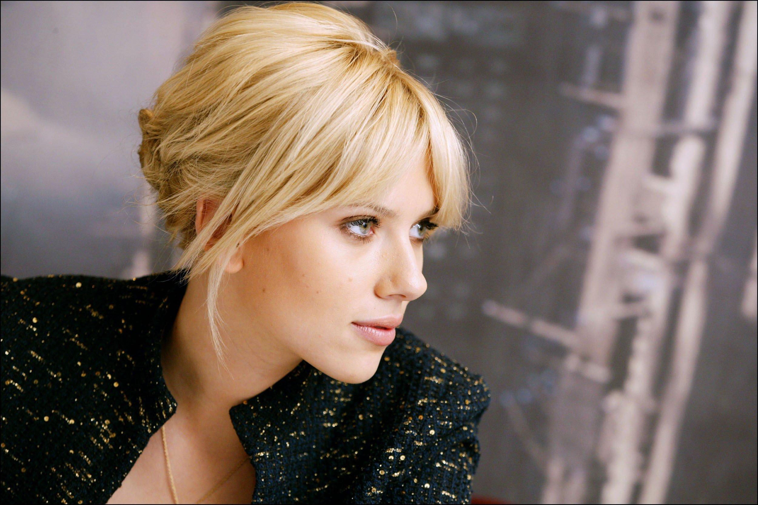 Wallpaper Scarlett Johansson