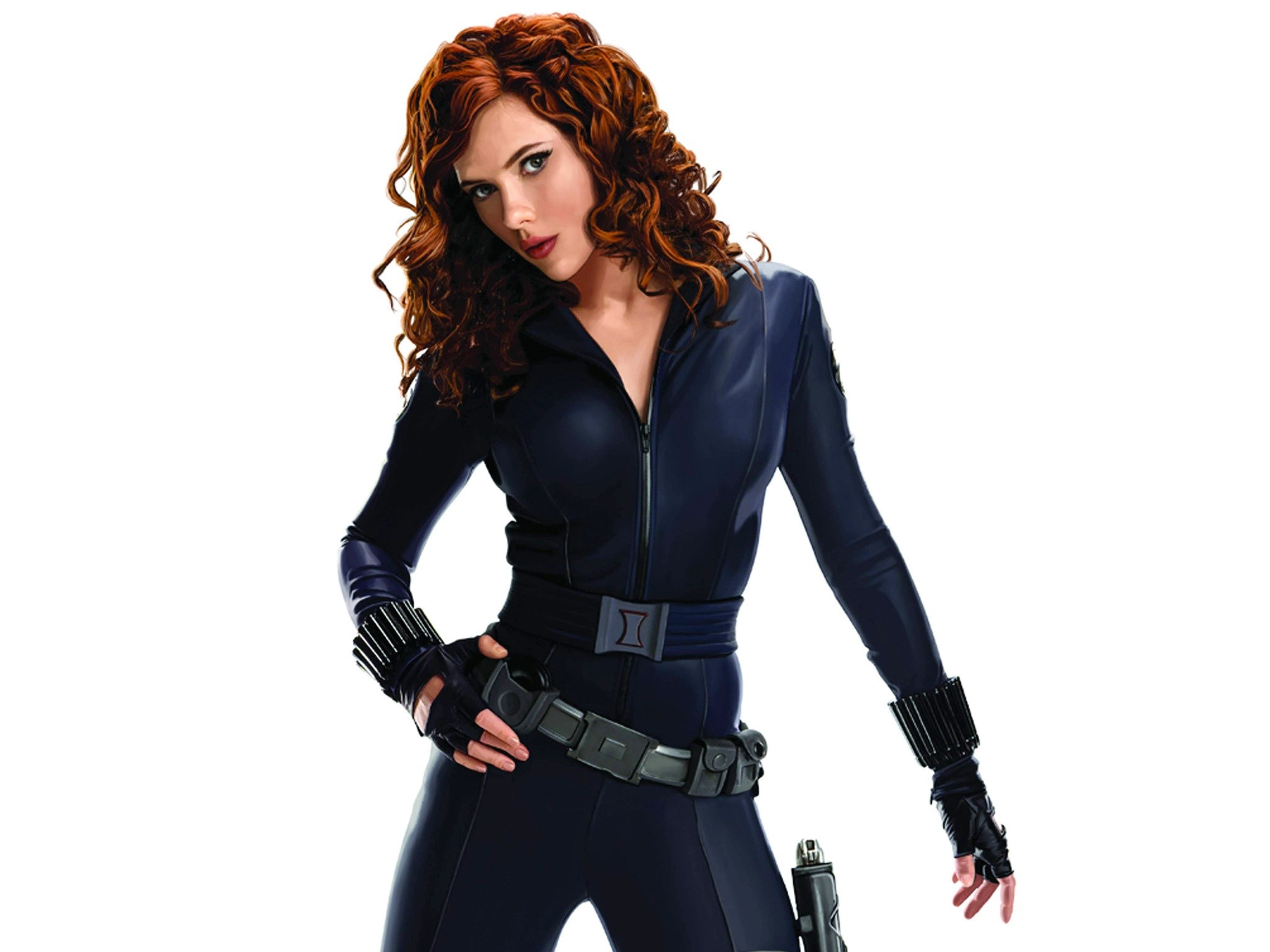 Wallpaper Scarlett Johansson como Black Widow Images