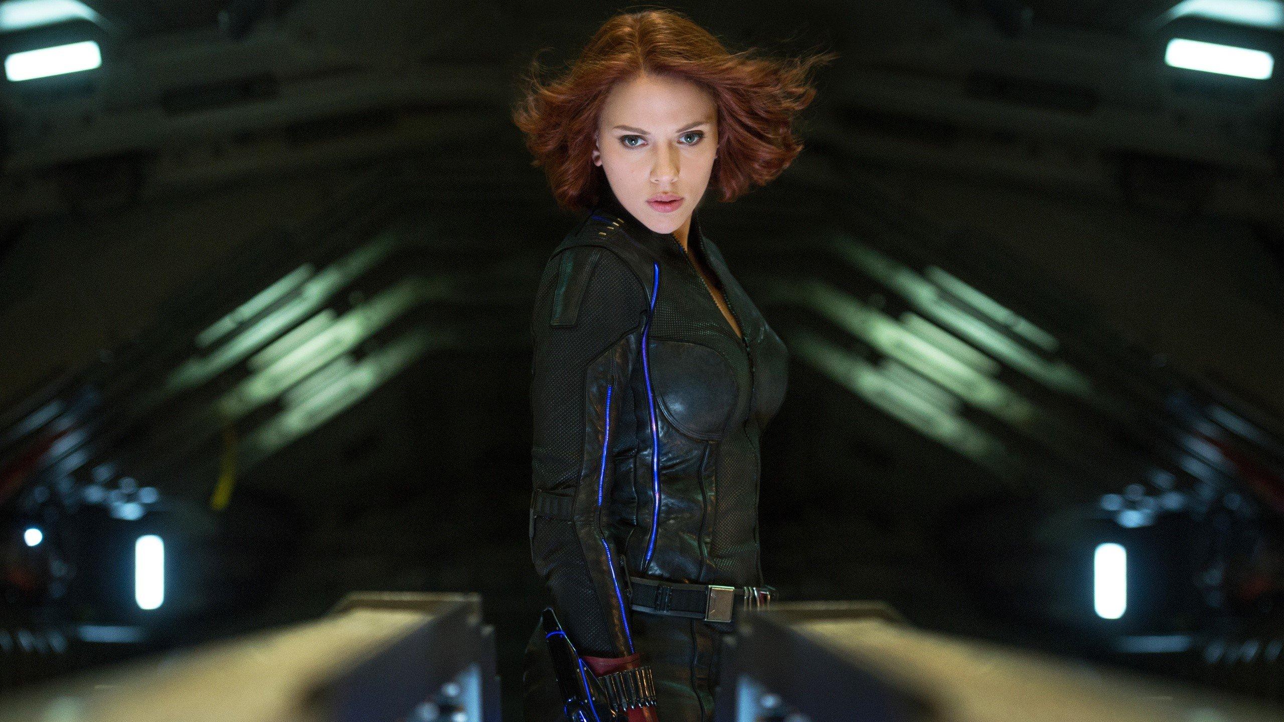 Scarlett Johansson as a Black Widow Wallpaper 2k Quad HD ID:1685
