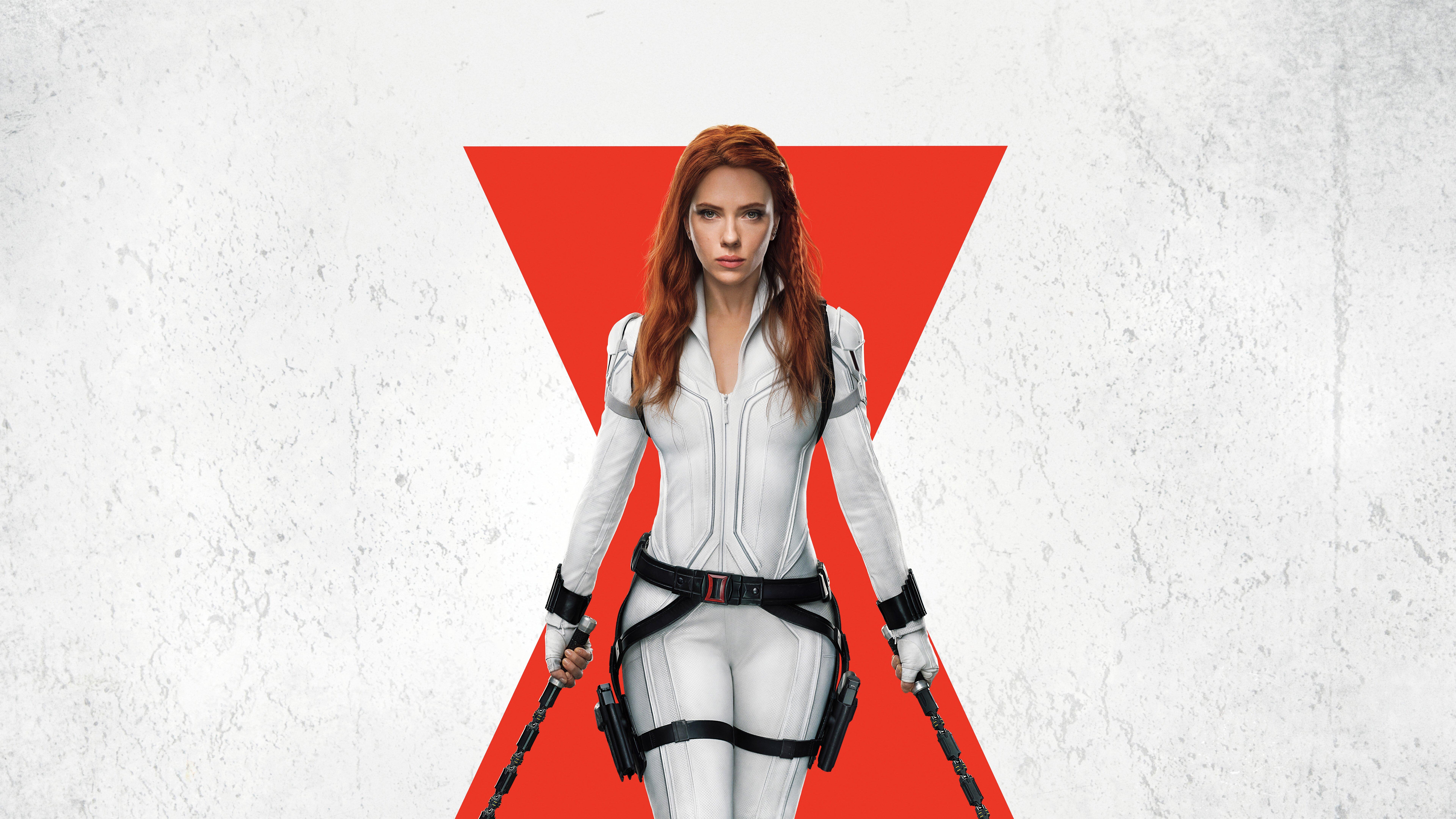Wallpaper Scarlett Johansson as Black Widow Movie