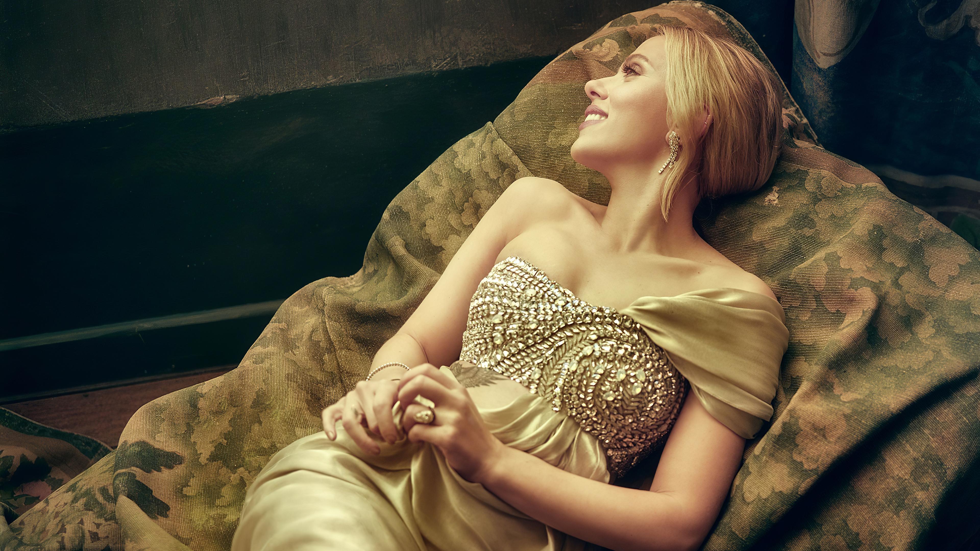 Fondos de pantalla Scarlett Johansson para Vanity Fair