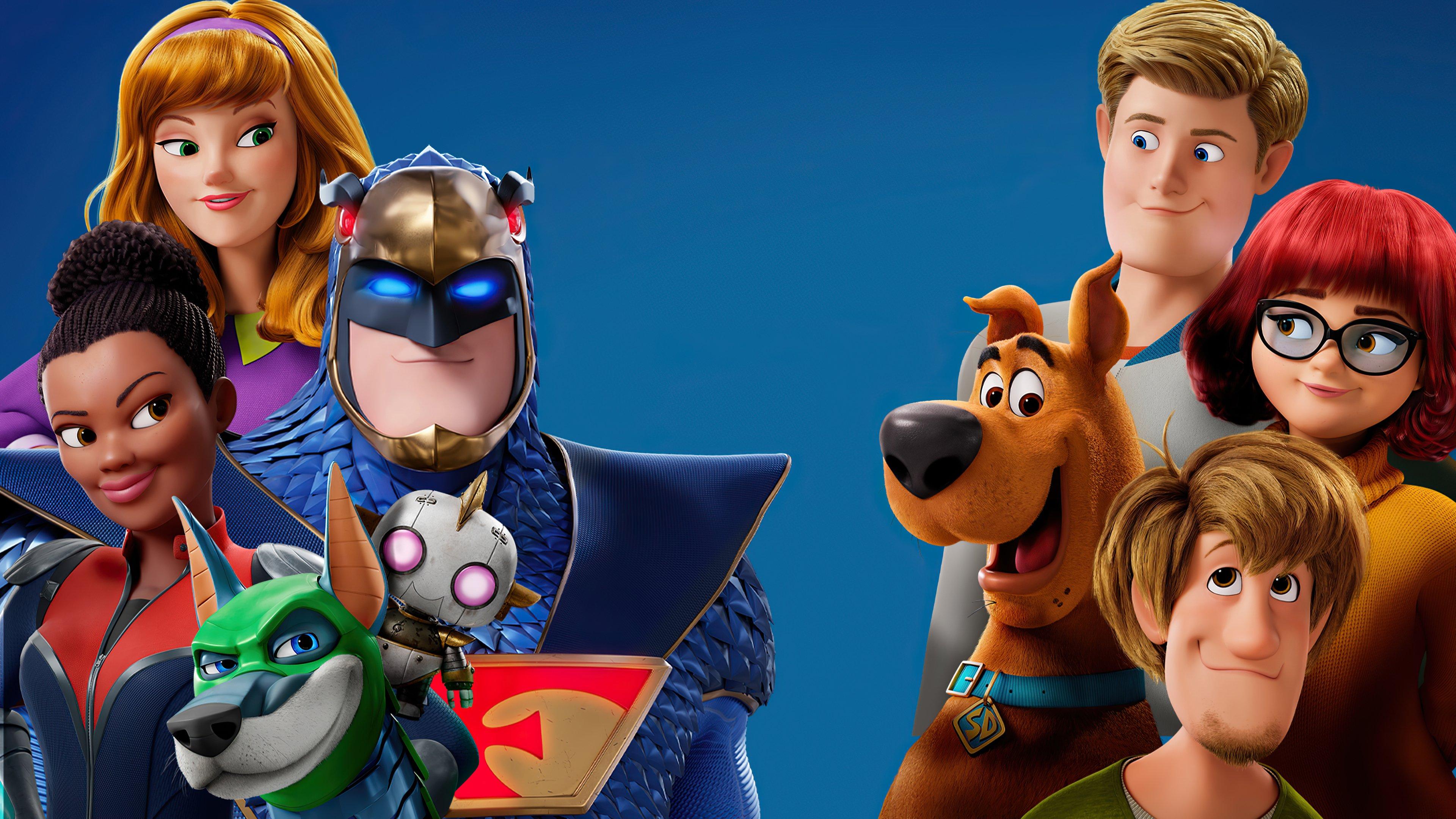Fondos de pantalla ¡Scooby! Película