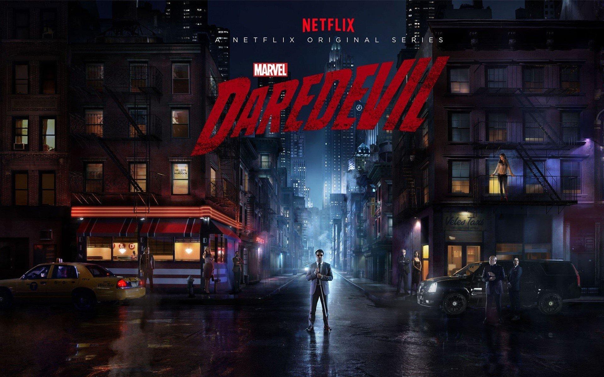 Fondos de pantalla Serie Daredevil