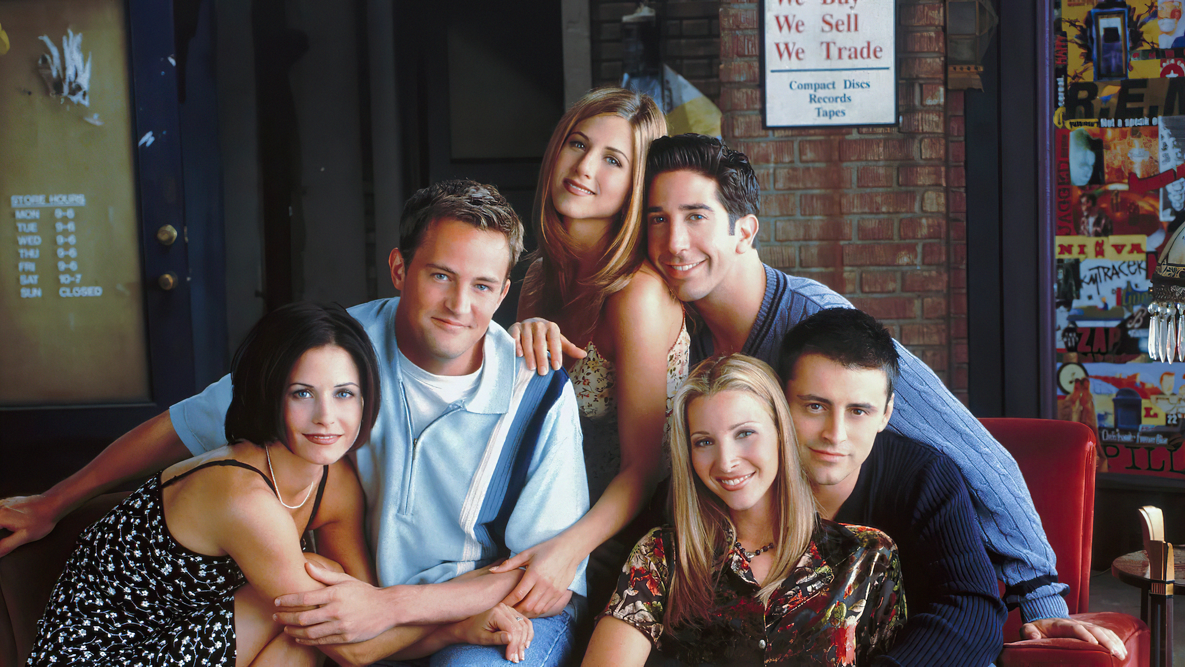 Fondos de pantalla Serie Friends