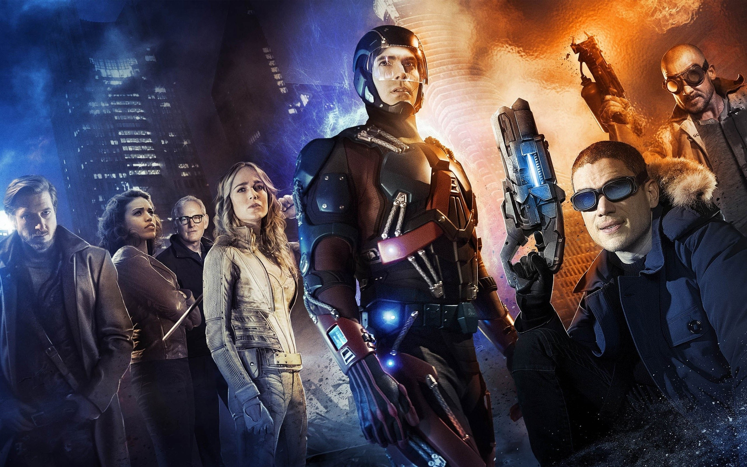 Fondos de pantalla Serie Legends of Tomorrow