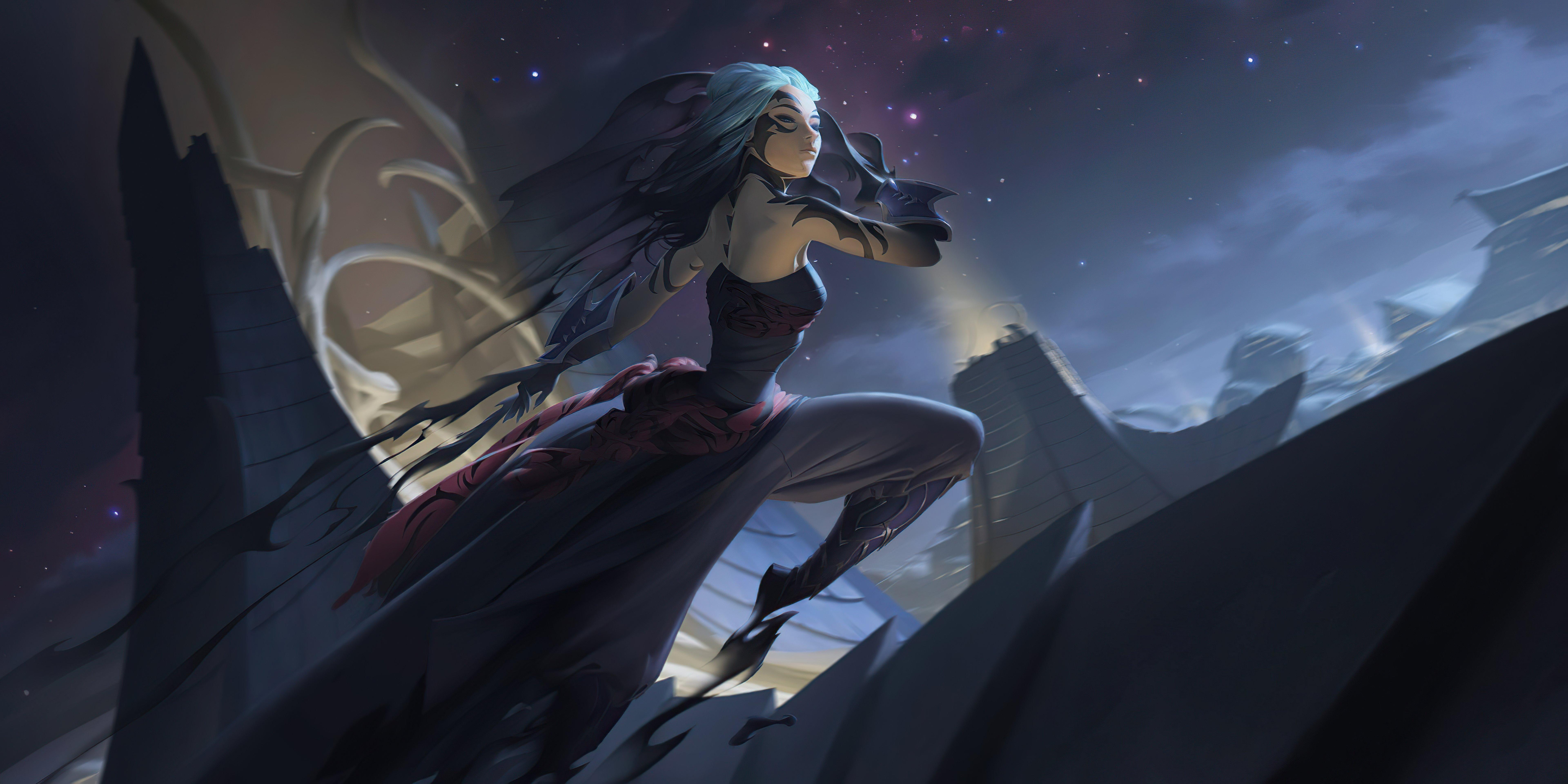 Fondos de pantalla Shadow Assassin Legends of Runeterra