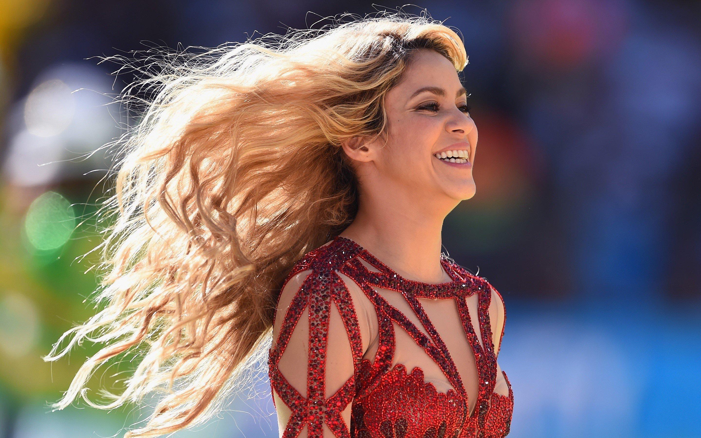 Fondos de pantalla Shakira en Brazil