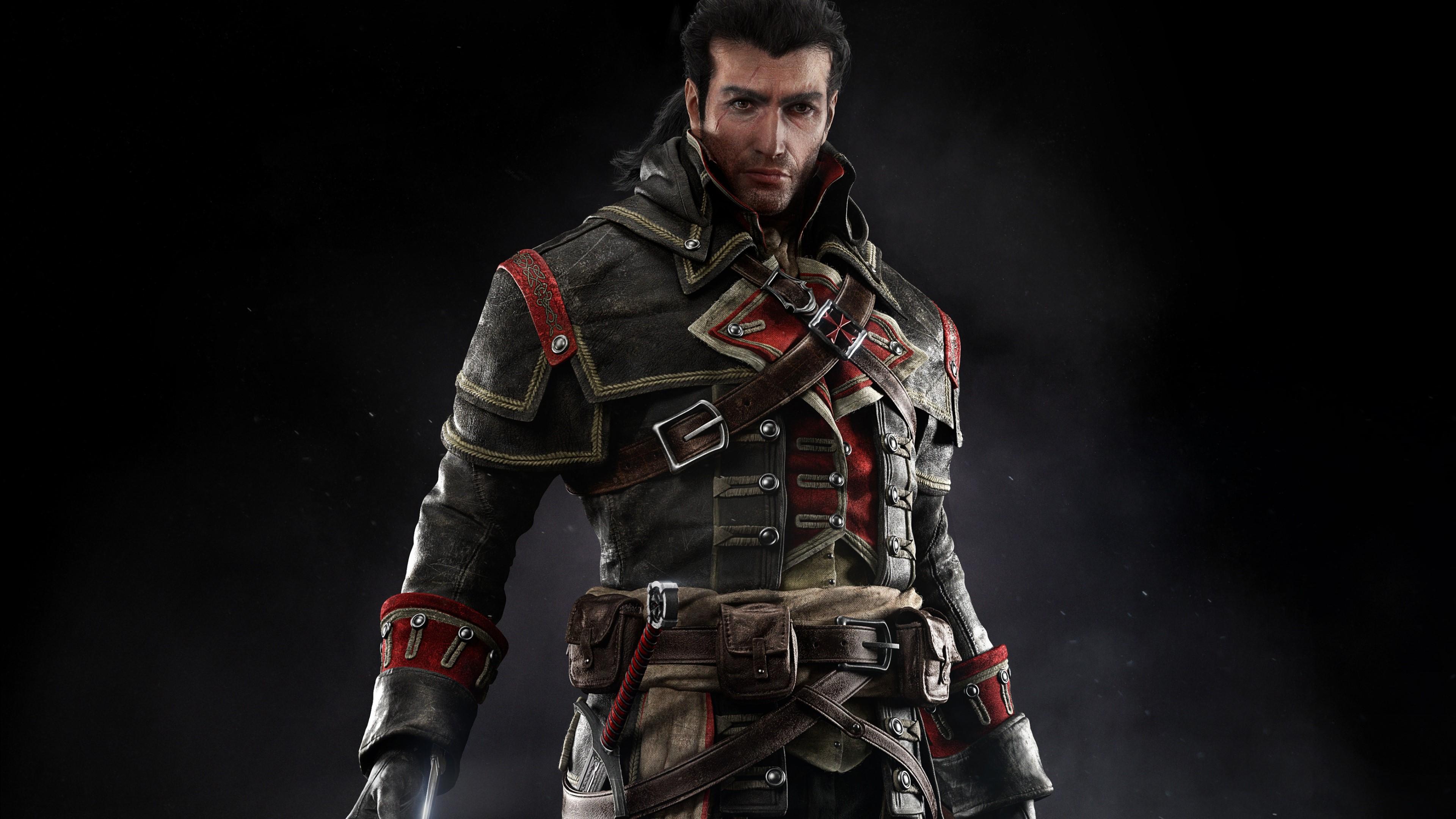 Wallpaper Shay Patrick from Assassins Creed