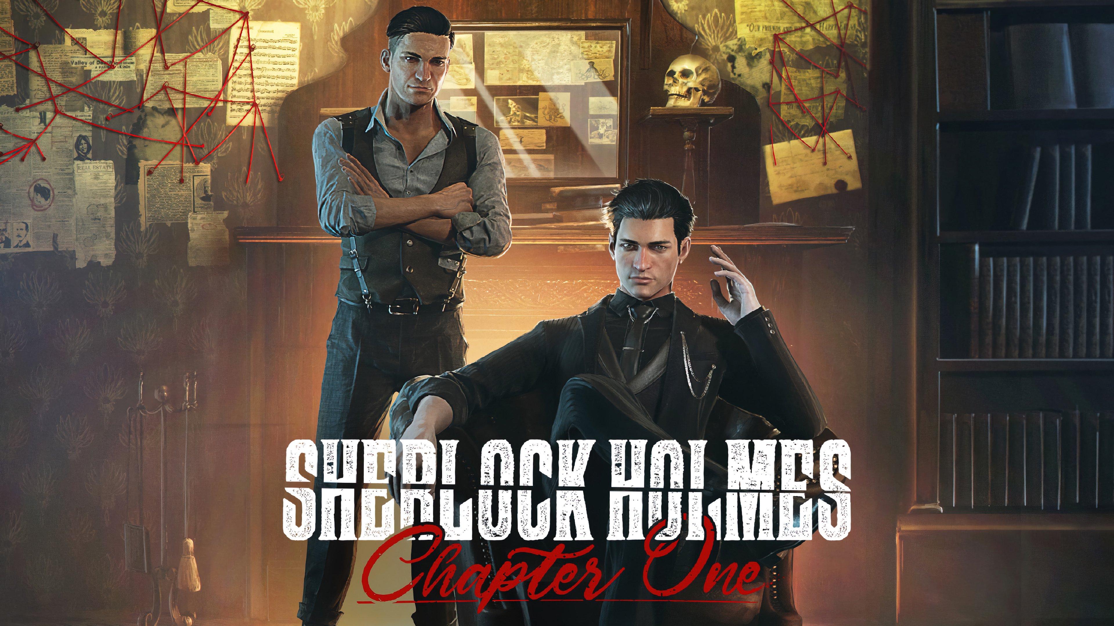 Fondos de pantalla Sherlock Holmes Chapter One