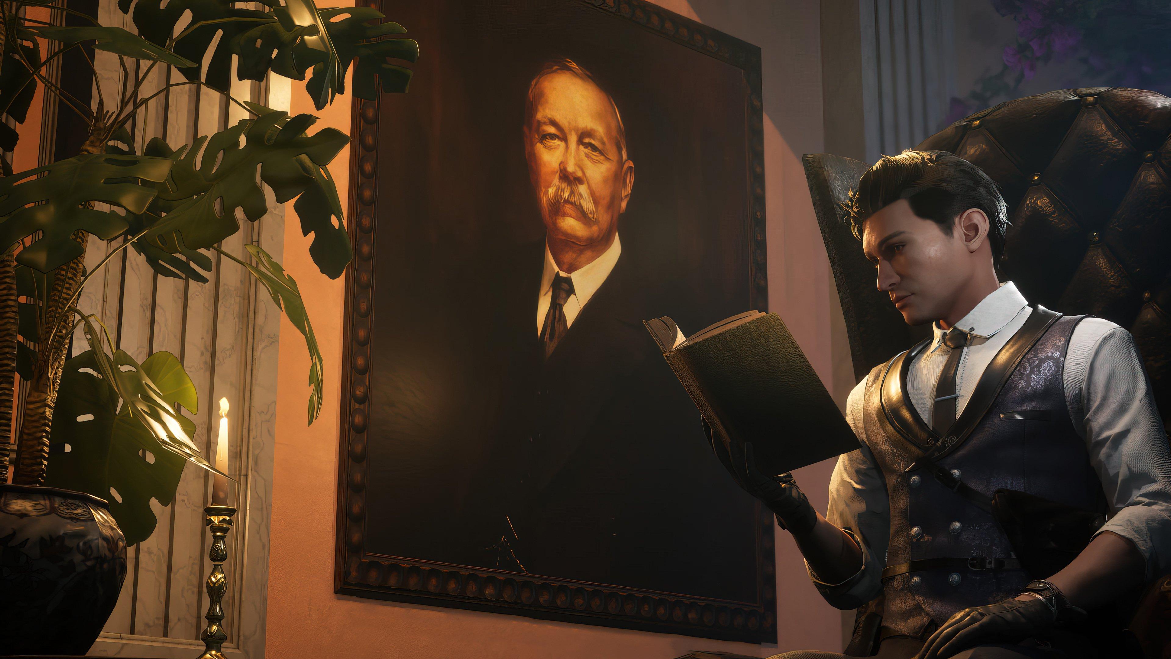 Fondos de pantalla Sherlock Holmes Chapter One Captura de pantalla