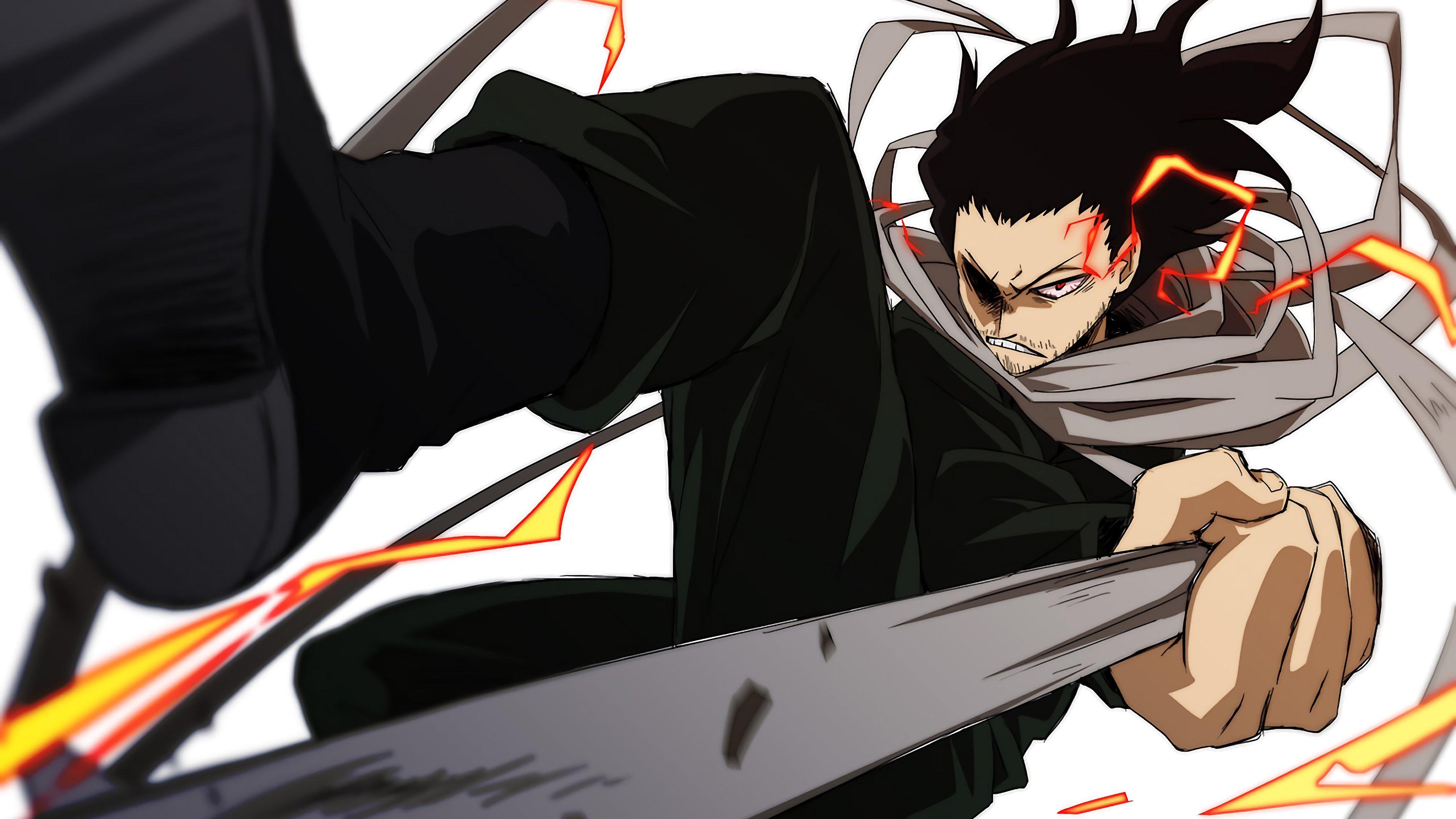 Fondos de pantalla Shota Aizawa My Hero Academia