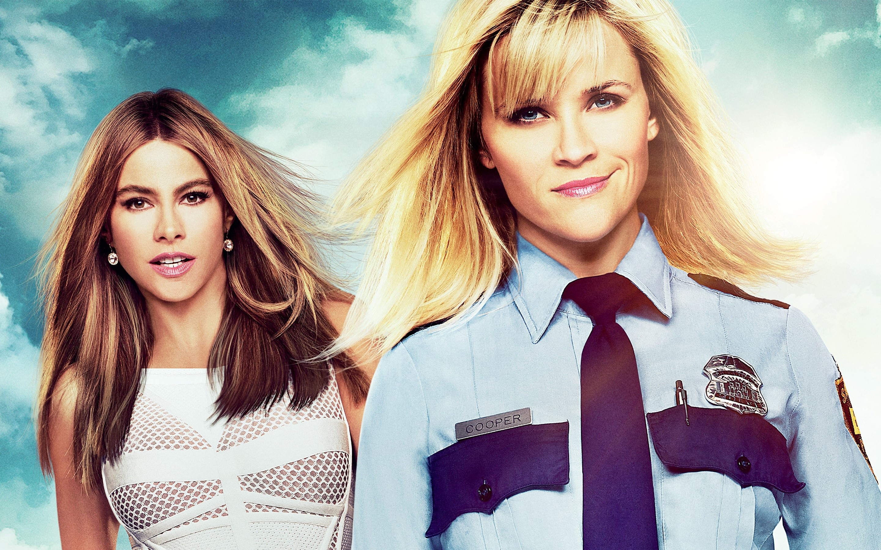 Fondos de pantalla Sofia Vergara y Reese Witherspoon en Hot Pursuit