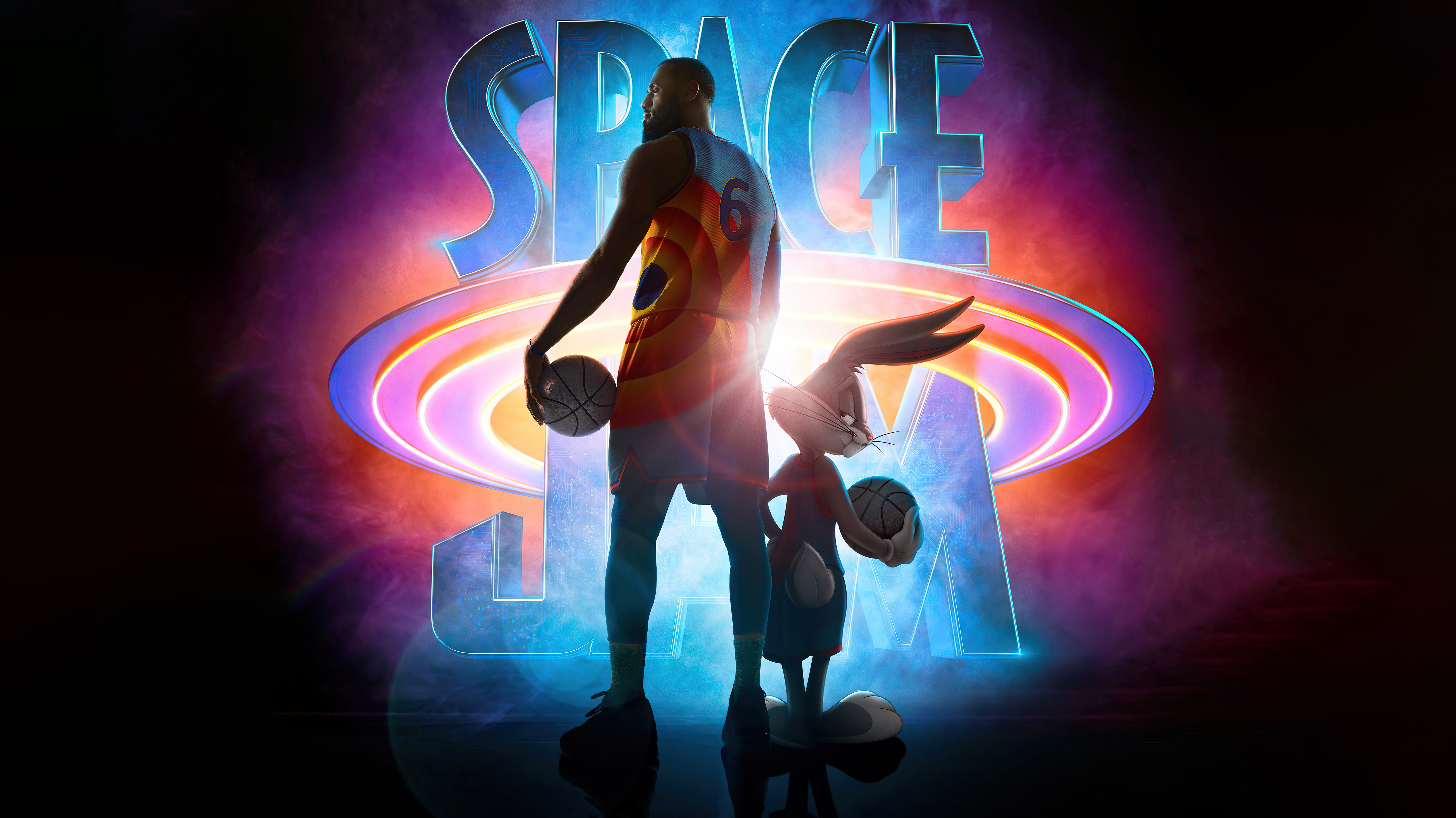Fondos de pantalla Space Jam A new Legacy