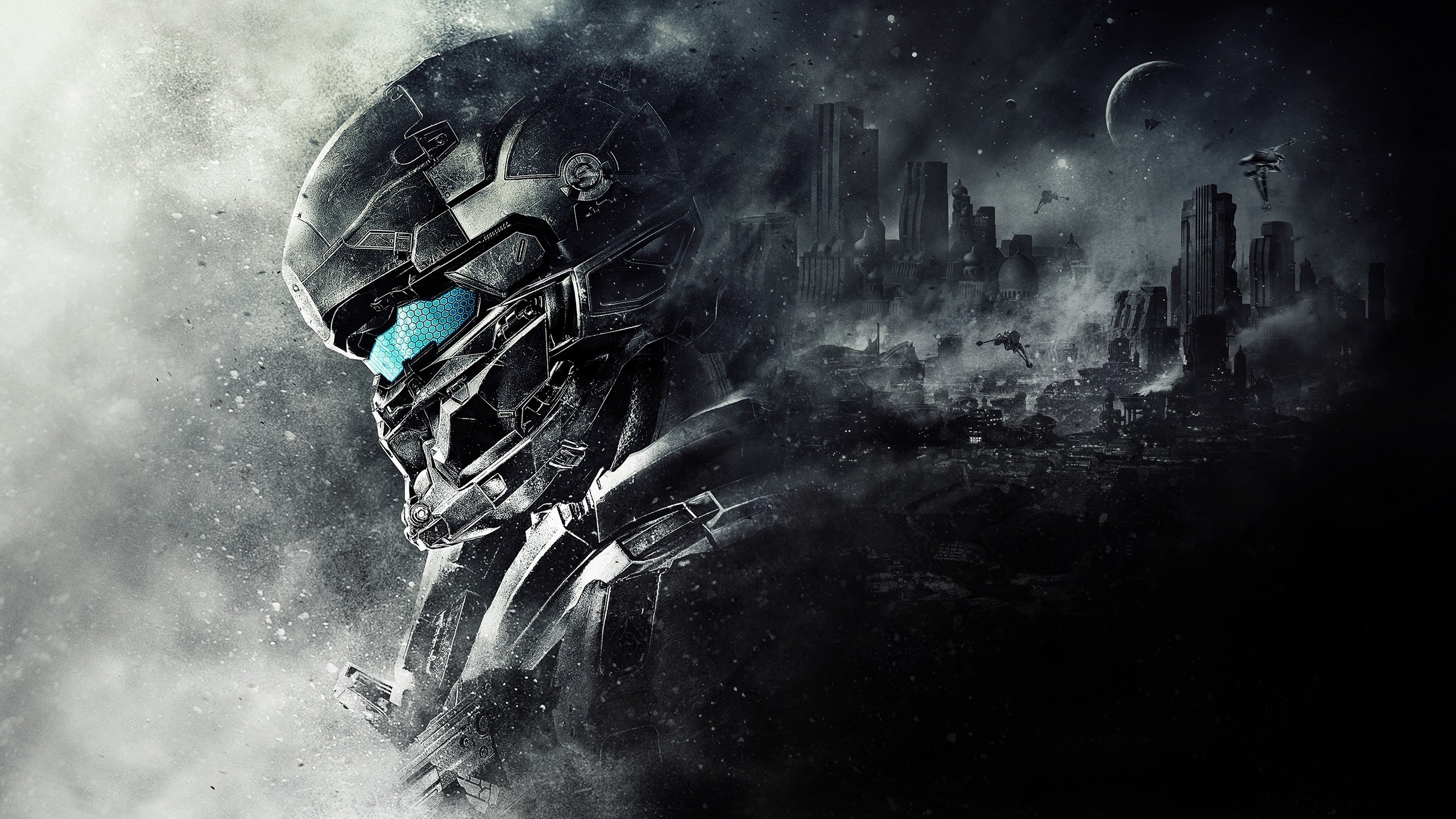 Wallpaper Spartan Locke Halo 5 Guardians Images