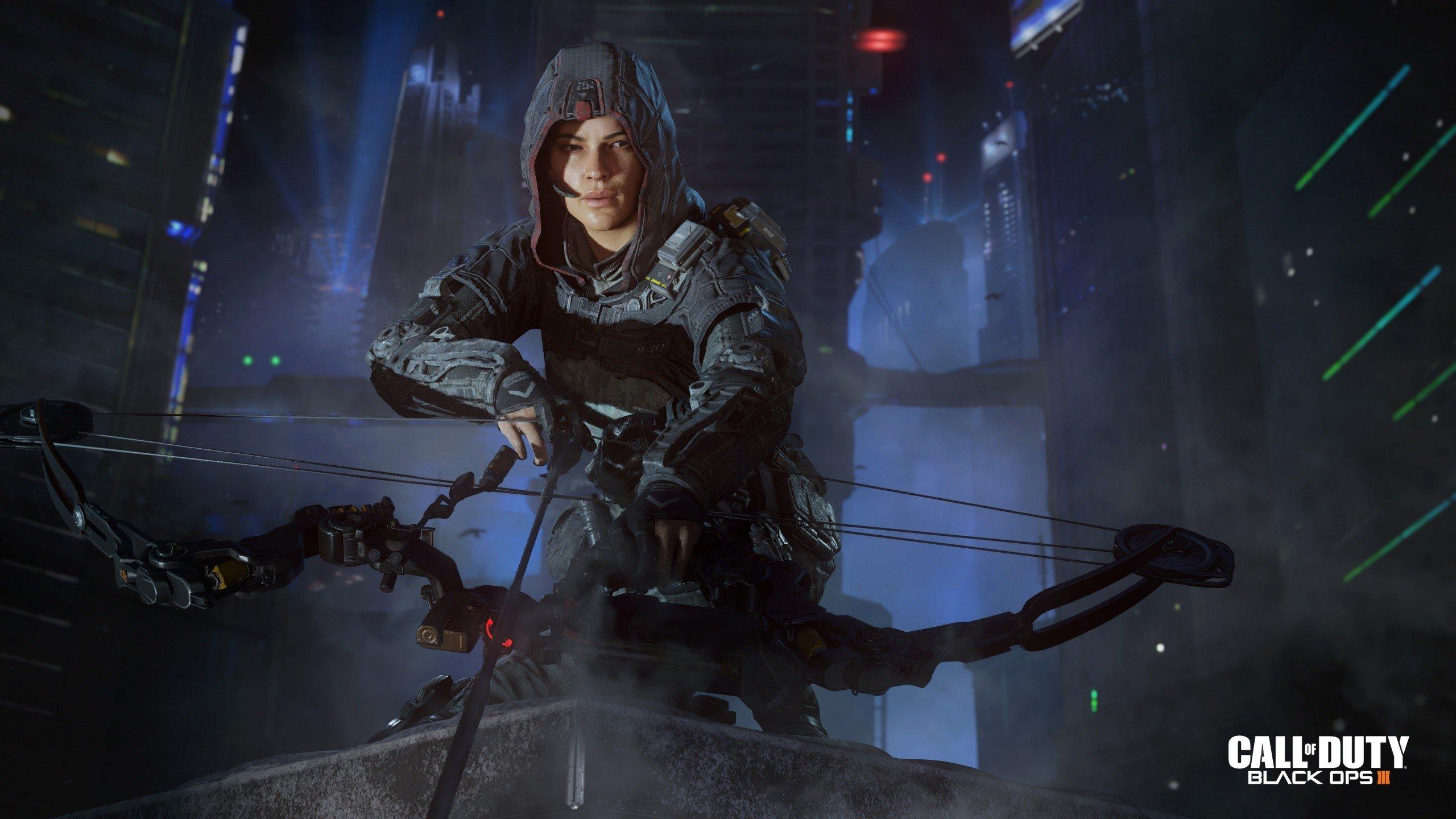 Fondo de pantalla de Specialist Outrider de Call of duty Black Ops 3 Imágenes