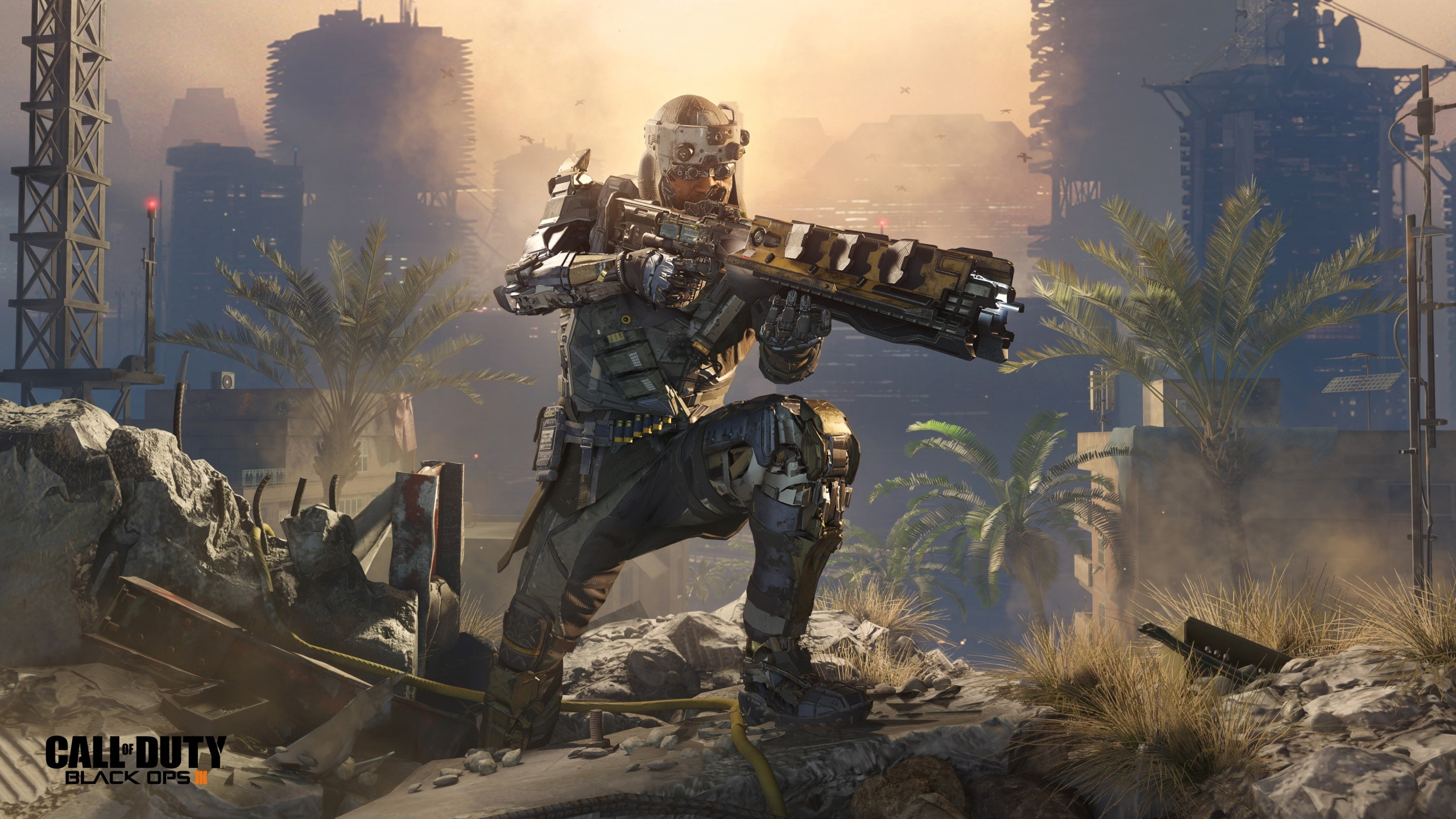 Wallpaper Specialist Prophet by Call of Duty Black Ops 3