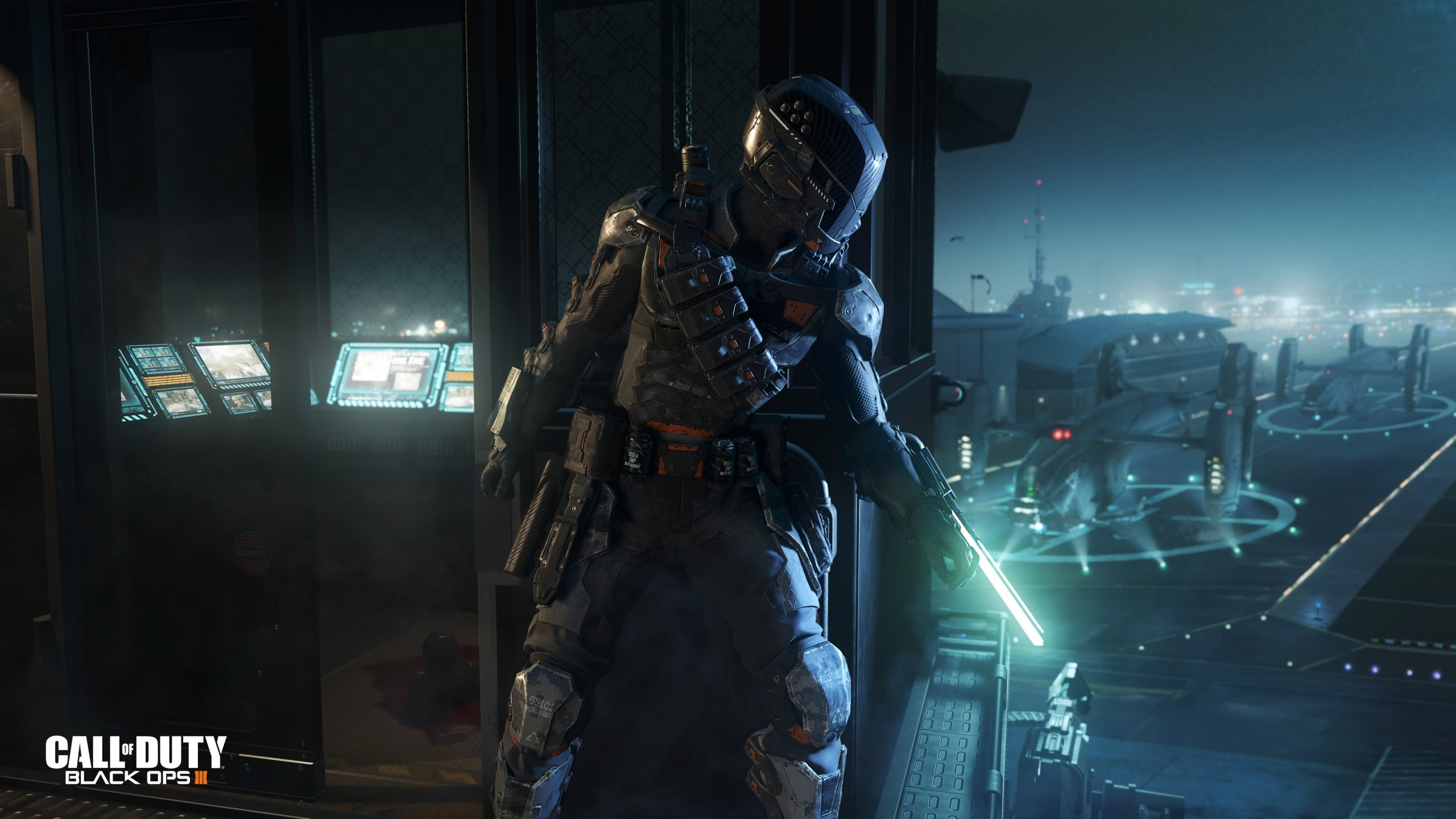 Fondos de pantalla Spectre de Call Of Duty Black Ops 3