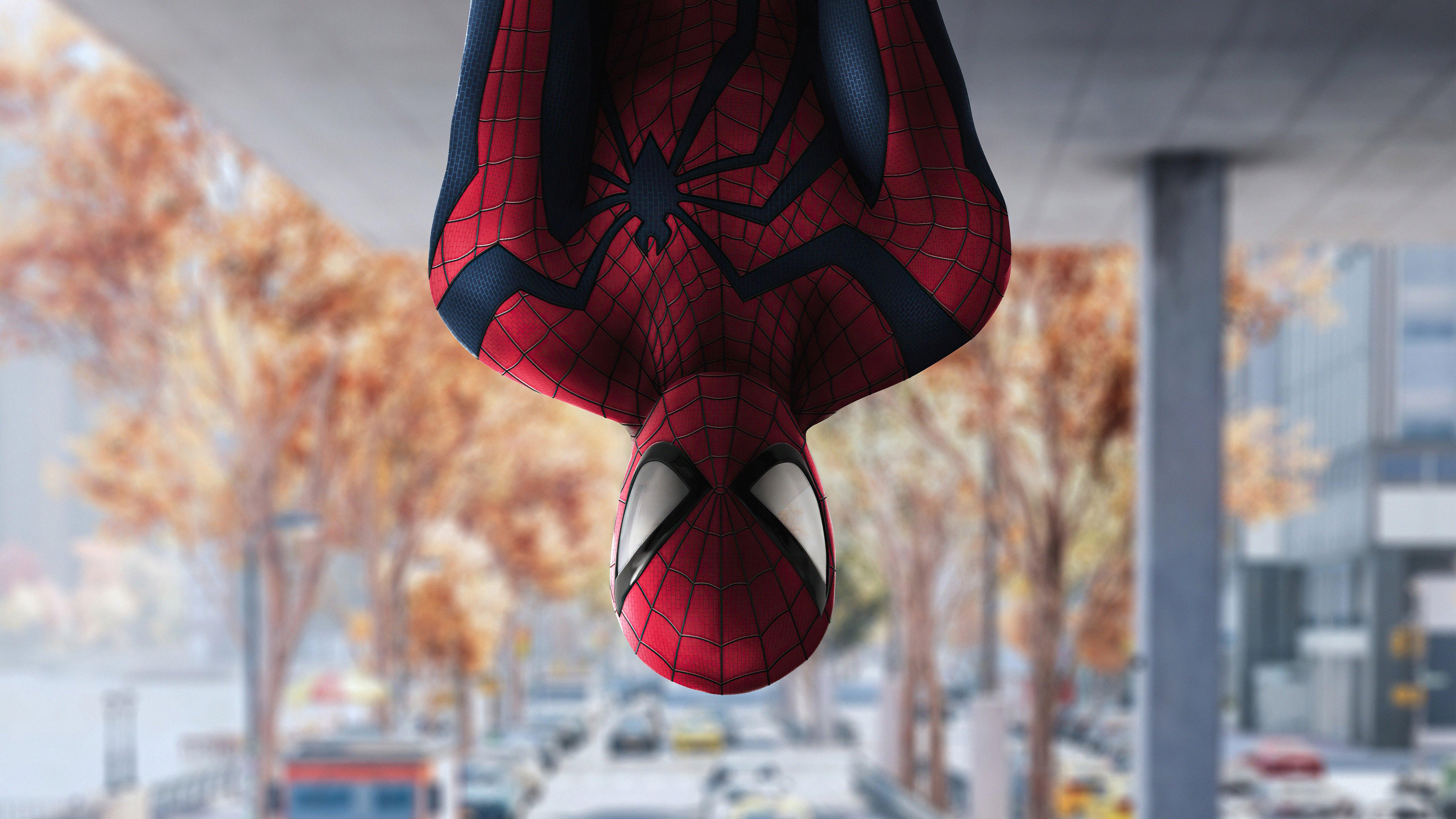 Wallpaper Spider Man Beyond
