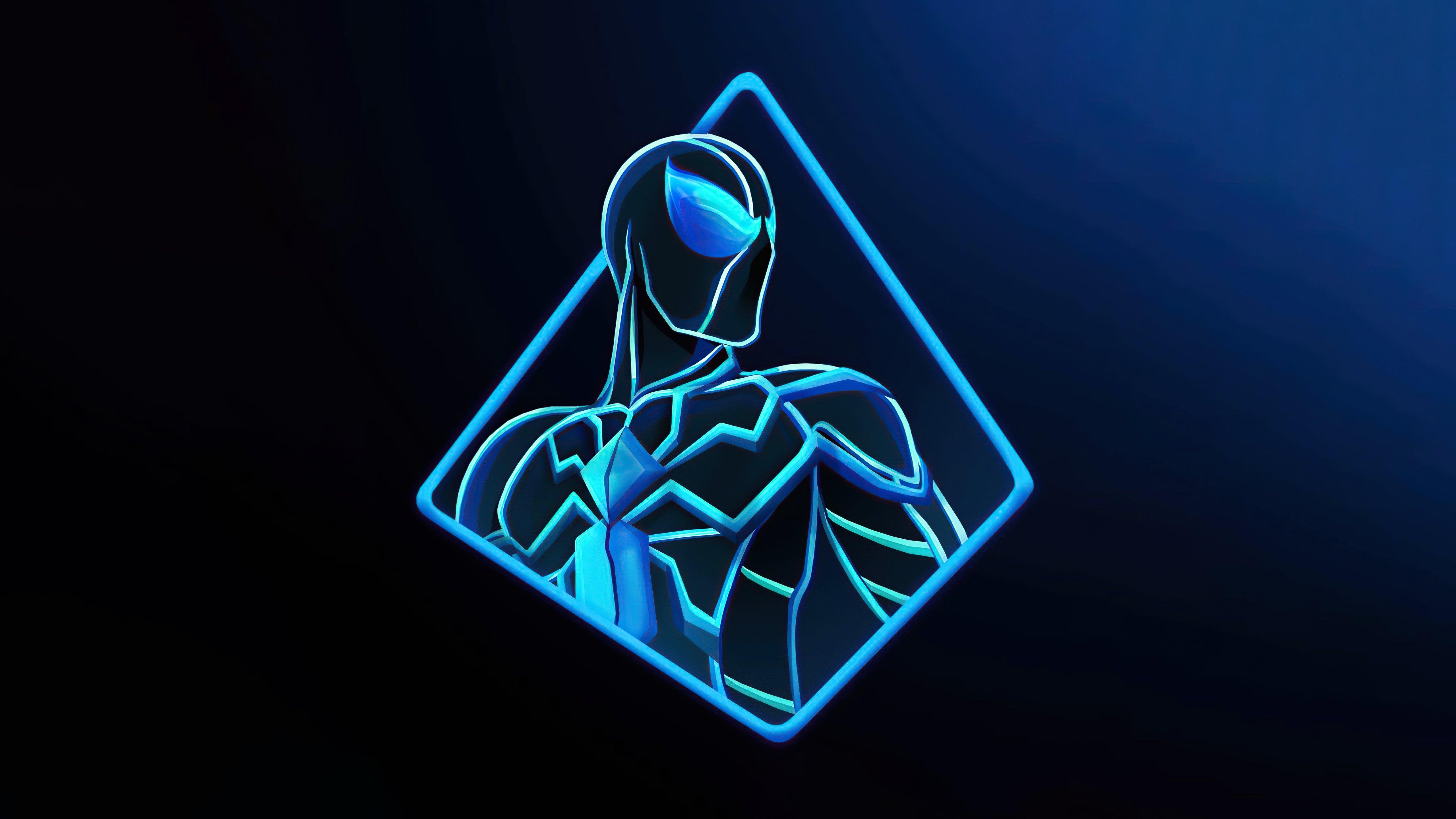Wallpaper Spider Man Future Foundation Suit