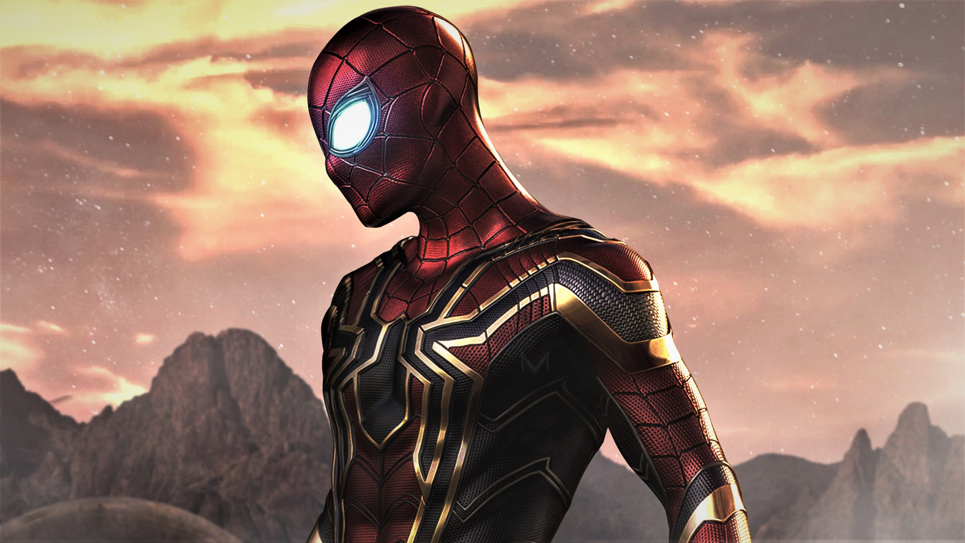 Spider Man Far From Home Wallpaper 4k Ultra Hd Id3284