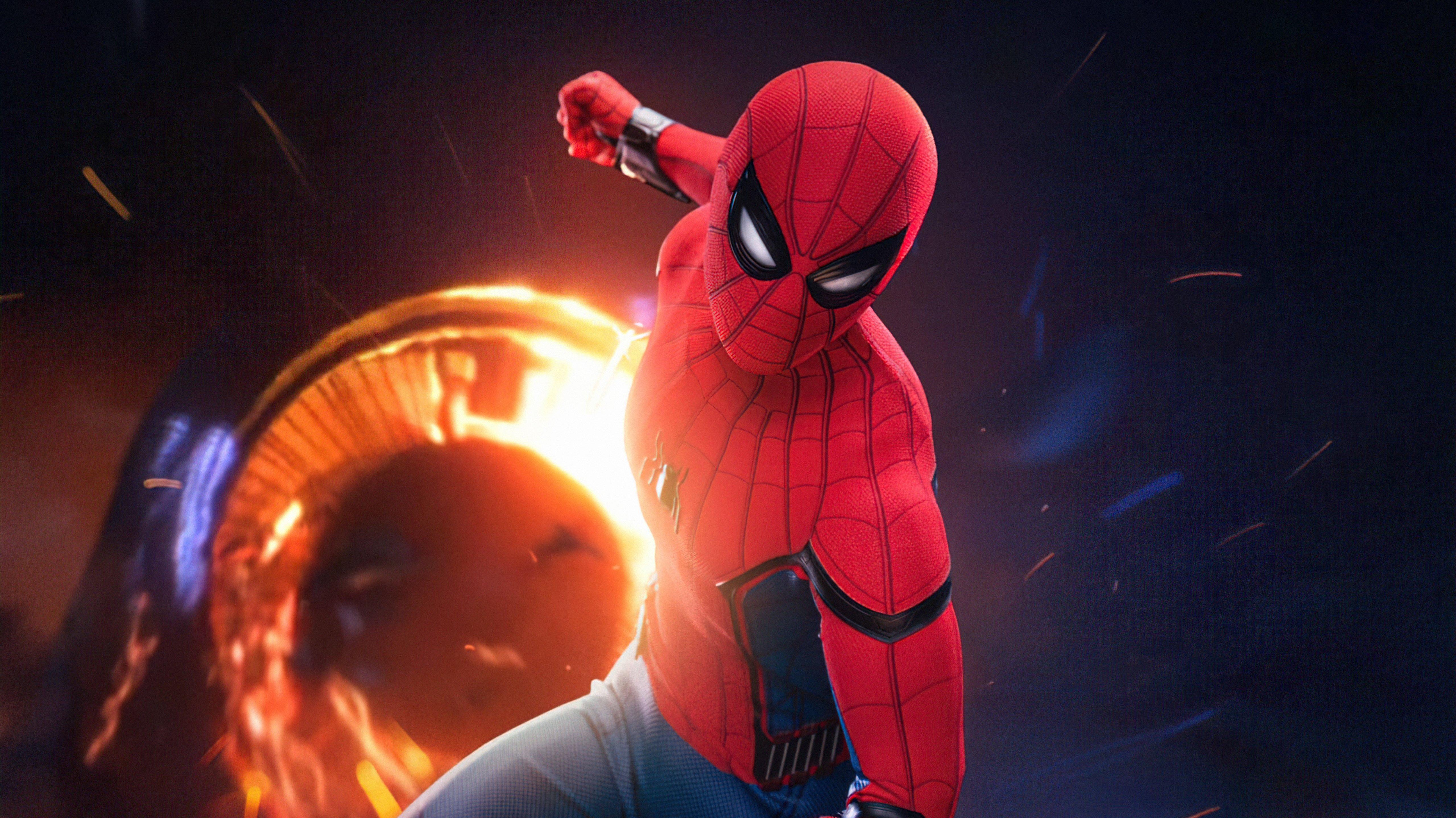 Wallpaper Spider Man Miles Morales