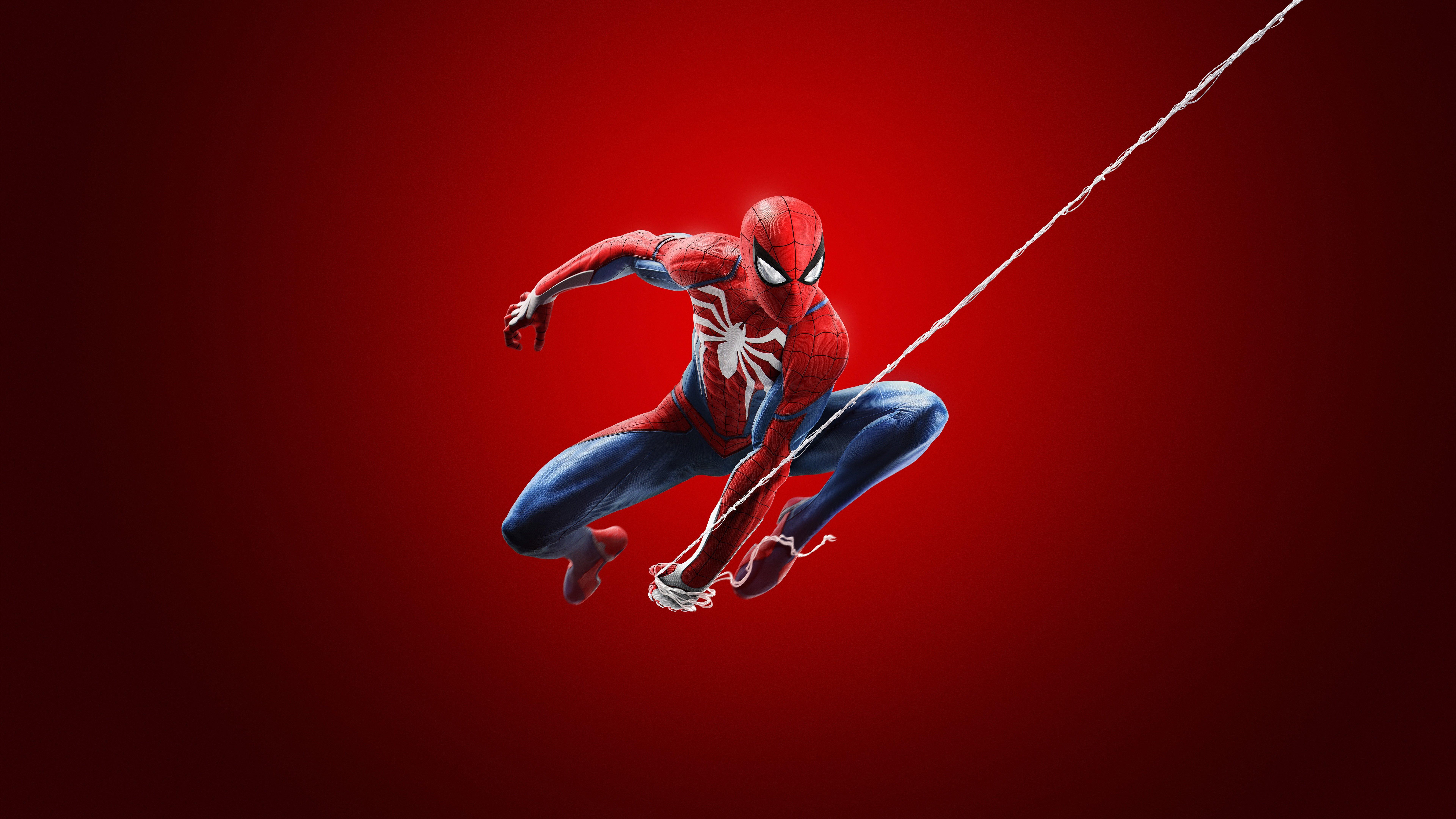 Fondos de pantalla Spider-Man PS4