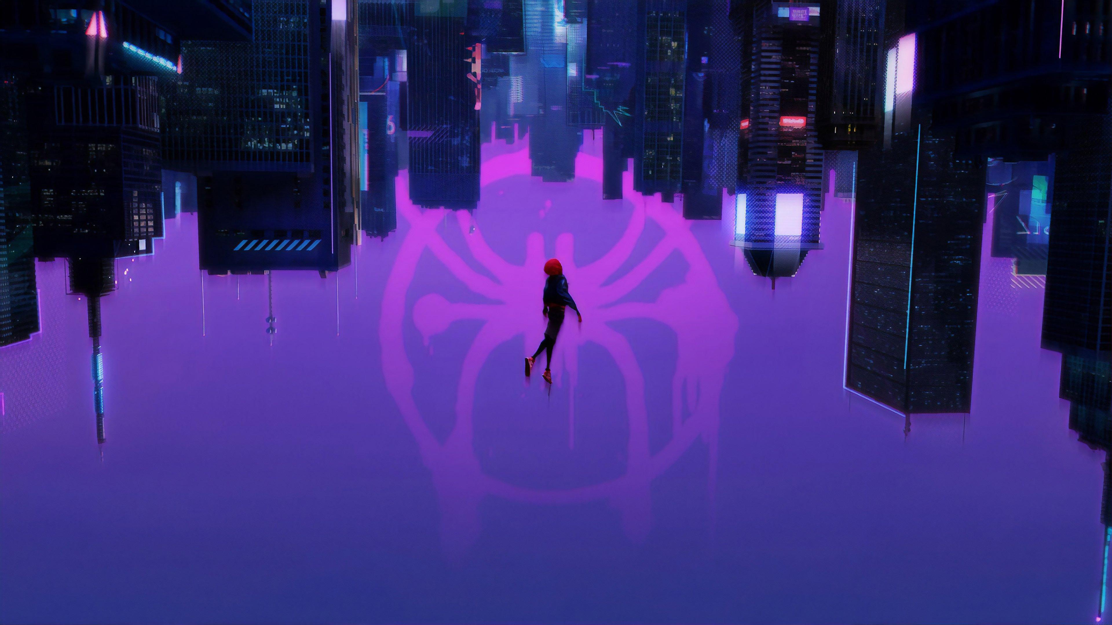 Fondos de pantalla Spider-Man: Un nuevo universo