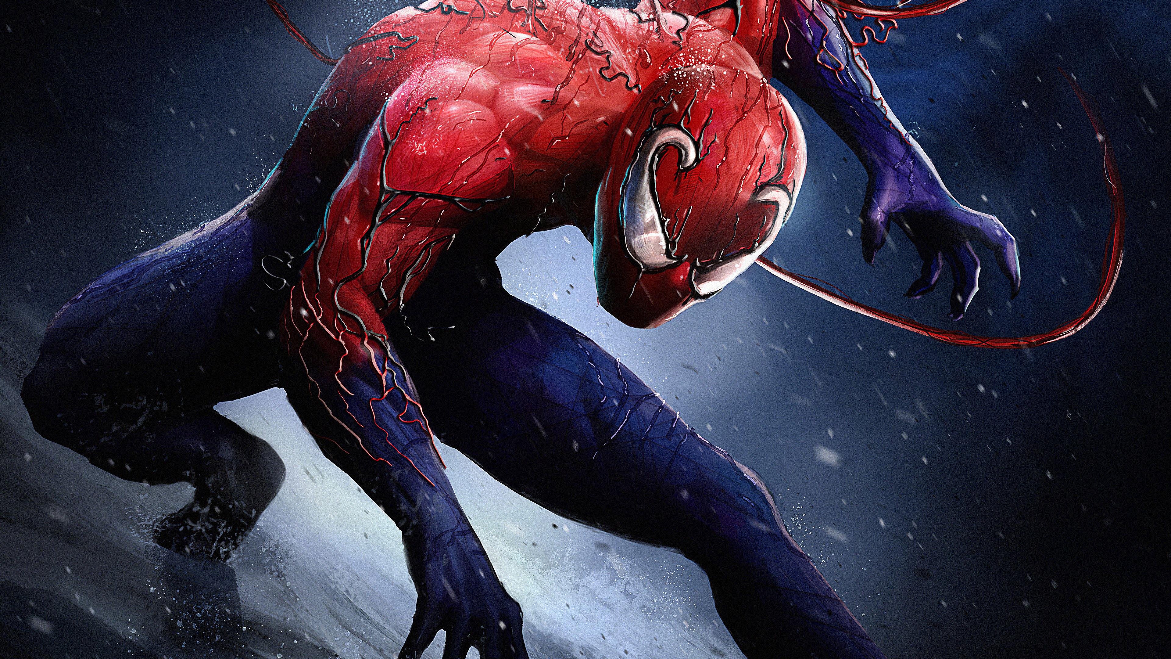 Fondos de pantalla Spiderman Tokin Dark Hearts