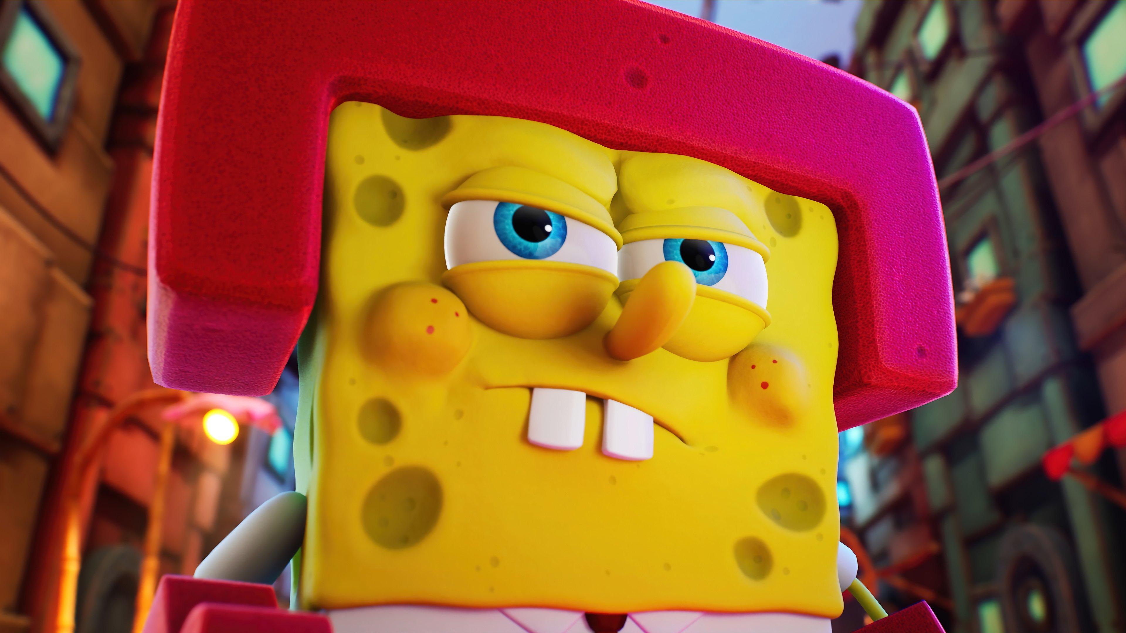 Fondos de pantalla Spongebob Squarepants en El batido cósmico