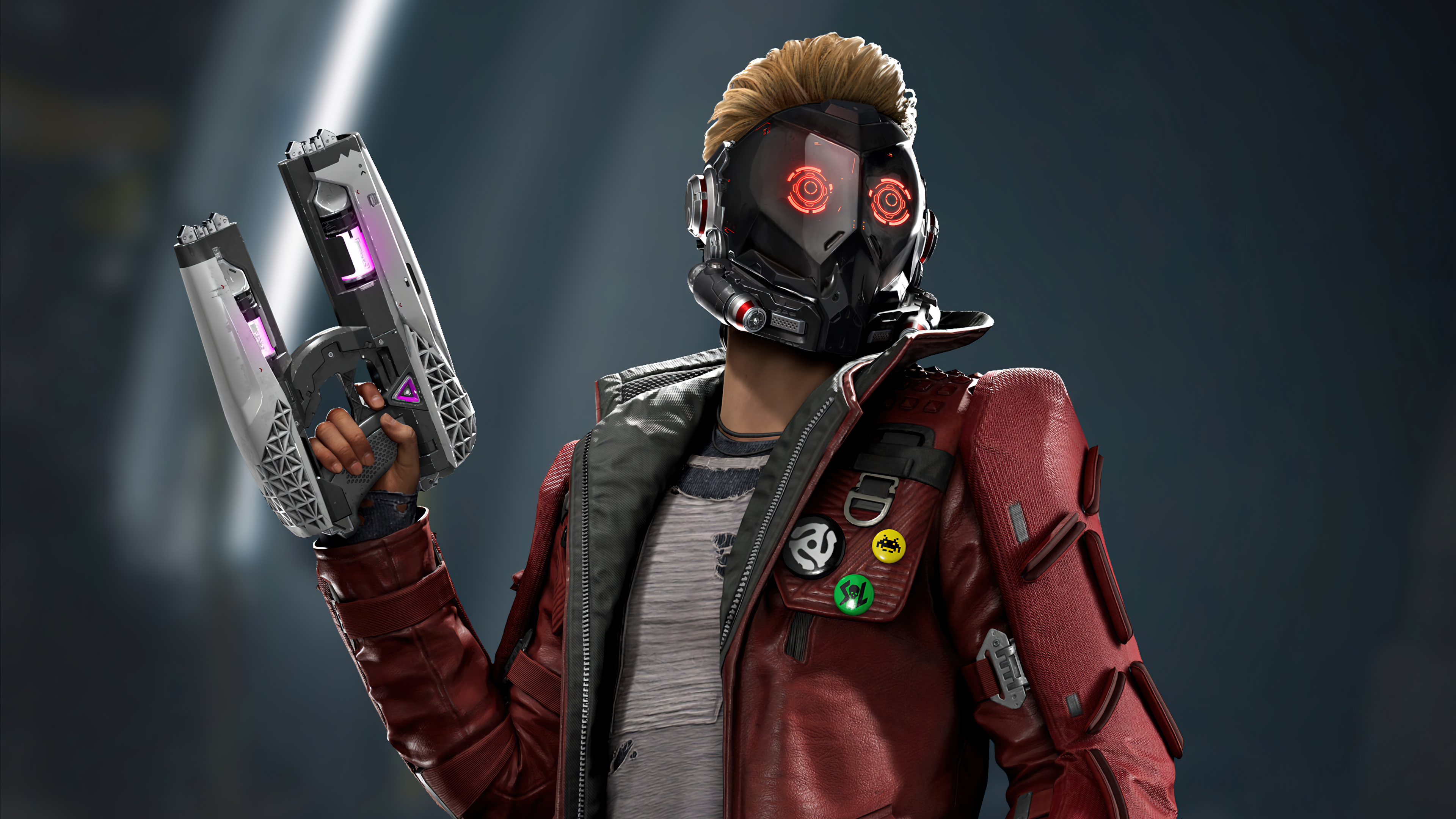 Wallpaper Star Lord Marvels Guardians of the Galaxy