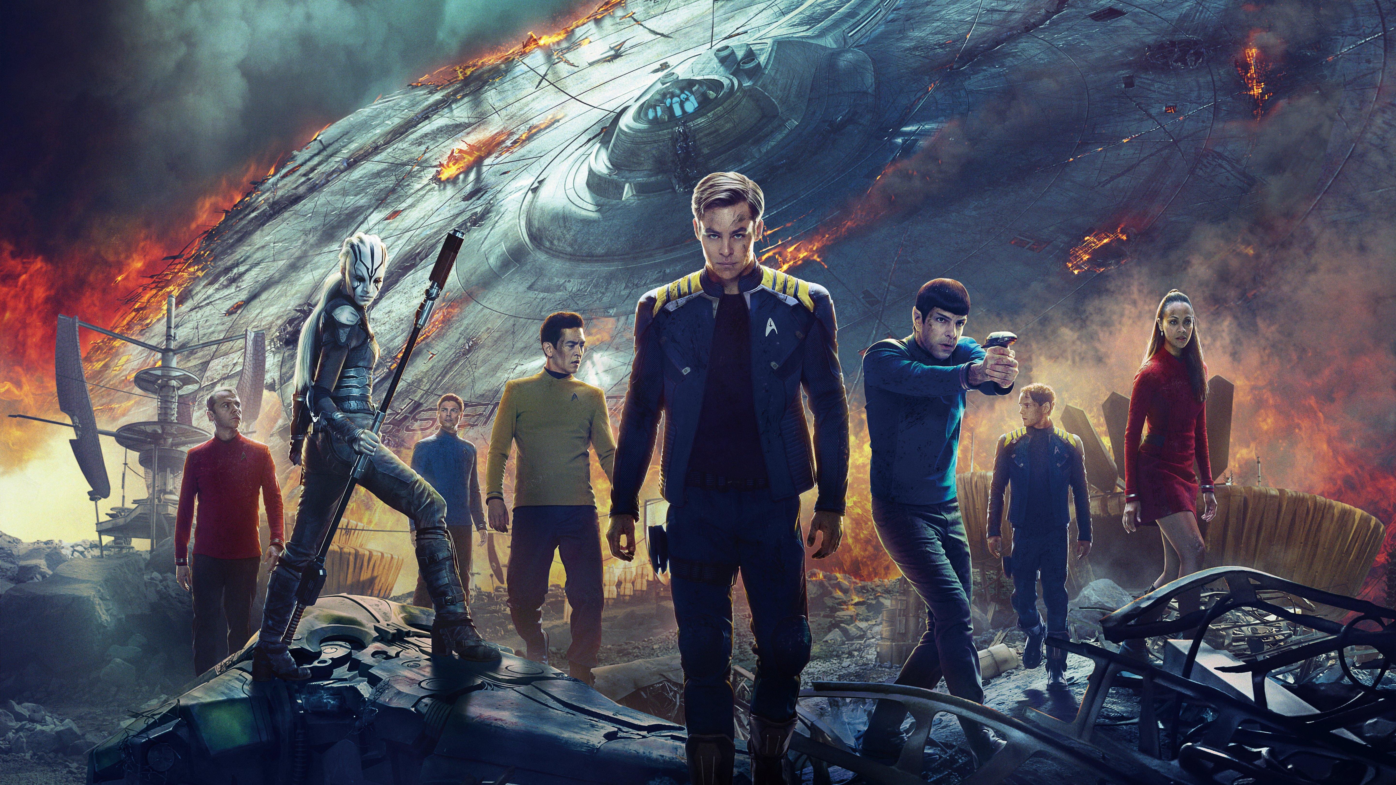 Wallpaper Star Trek: sin límites