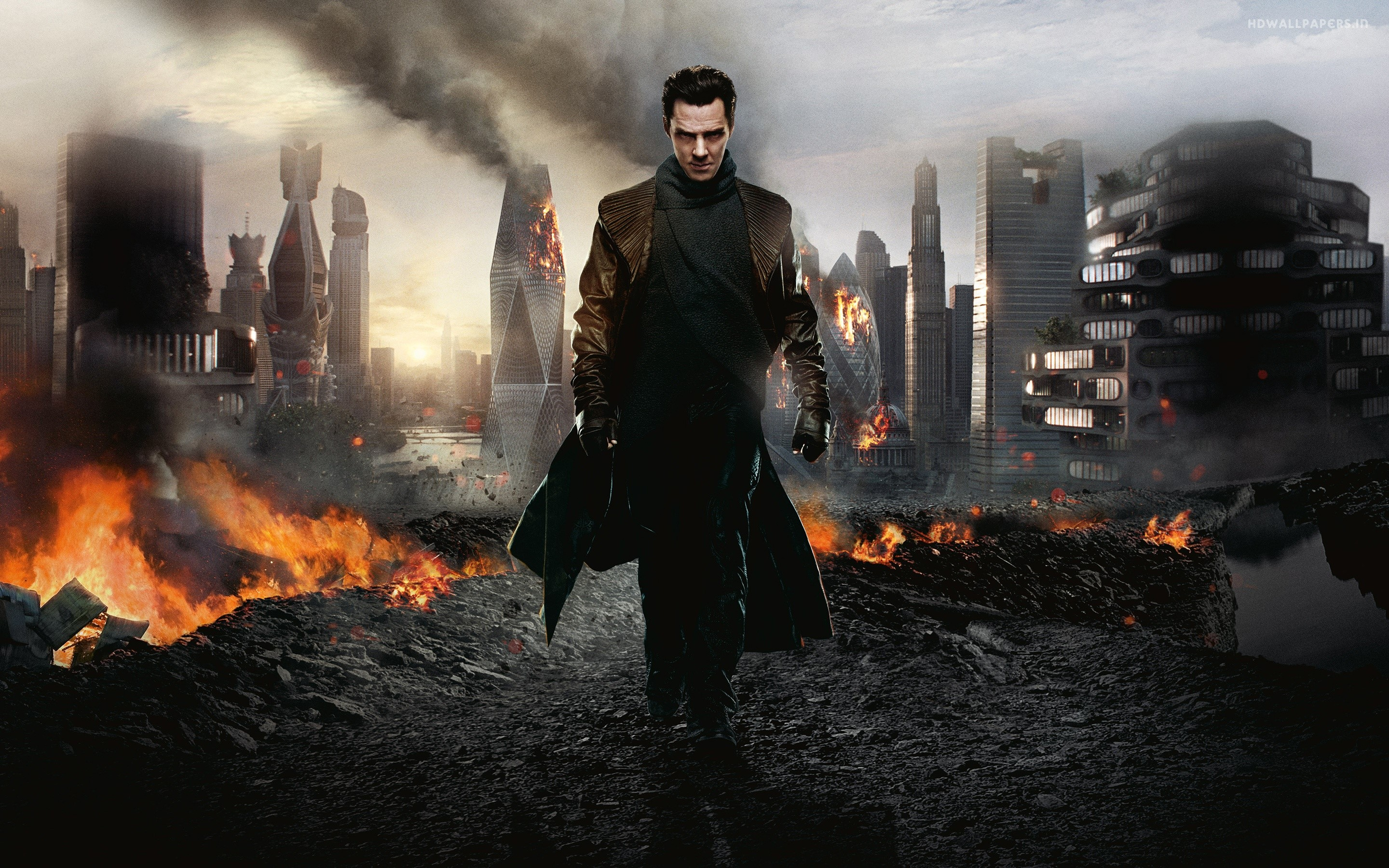 Fondos de pantalla Star Trek Into Darkness