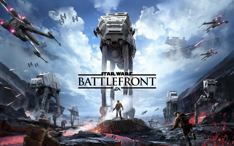 Fondos de pantalla Star wars Battlefront