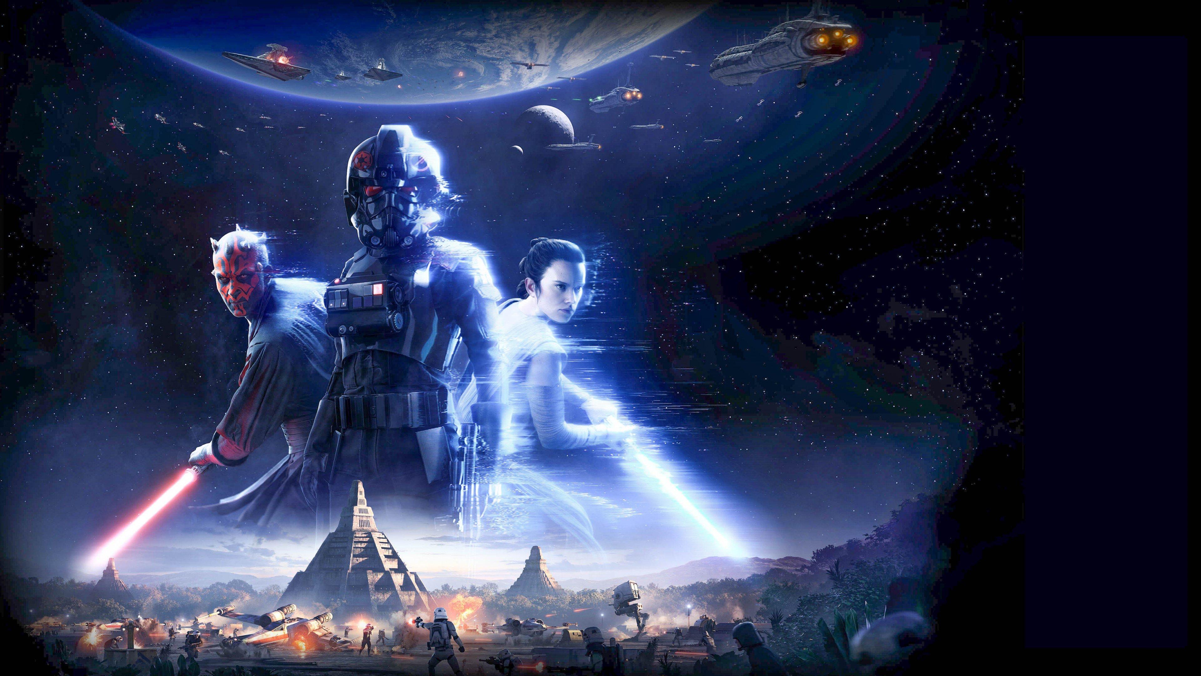 Fondos de pantalla Star Wars Battlefront II