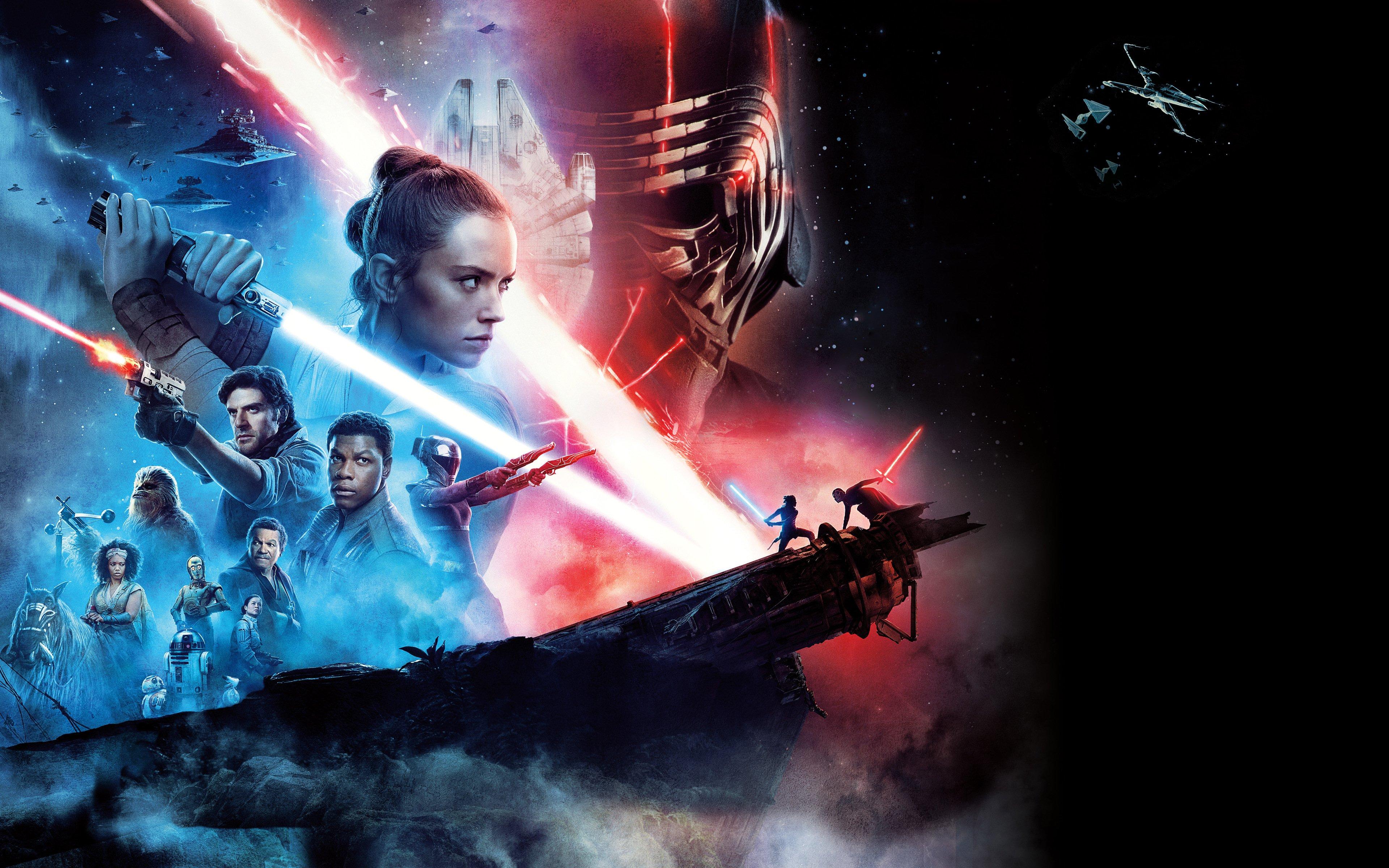 Star Wars The Rise Of Skywalker Wallpaper 4k Ultra Hd Id 4233