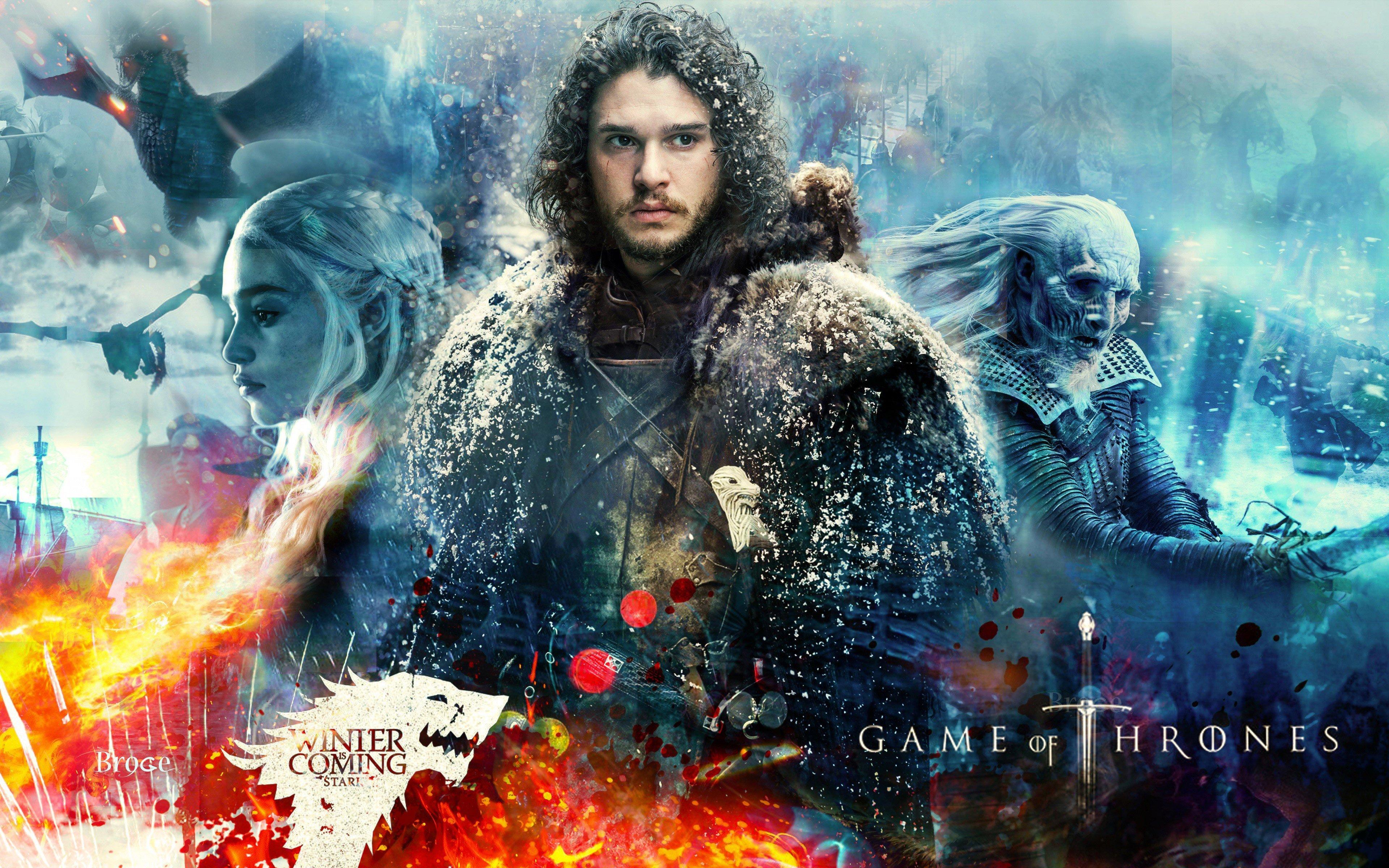 Fondos de pantalla Stark Targaryen Game of Thrones