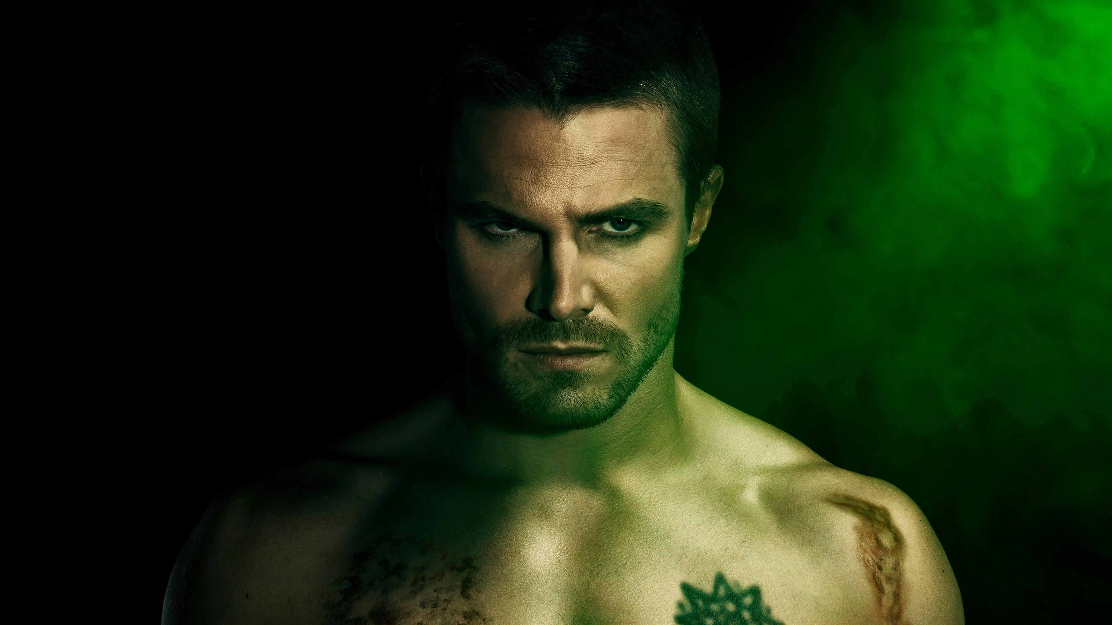 Fondos de pantalla Stephen Amell como Oliver Queen en Arrow
