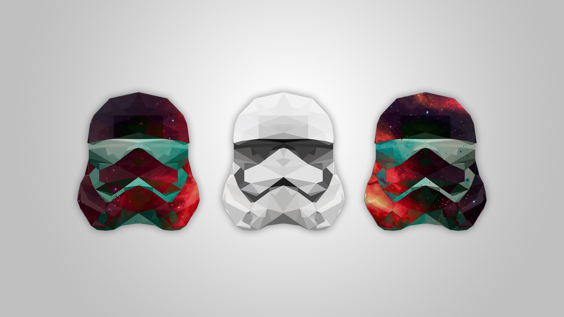 Wallpaper Stormtrooper artistic