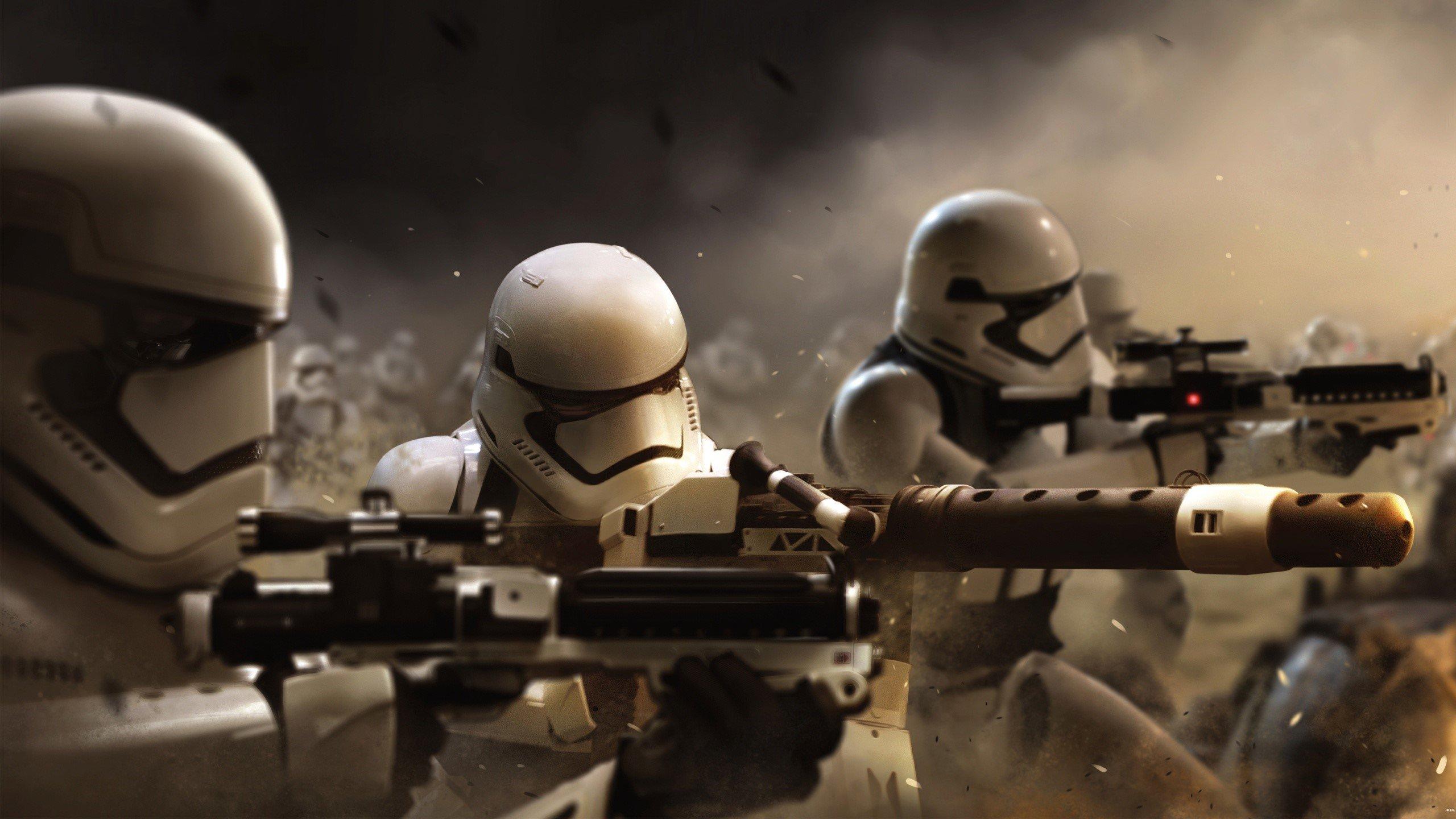 Wallpaper Stormtroopers