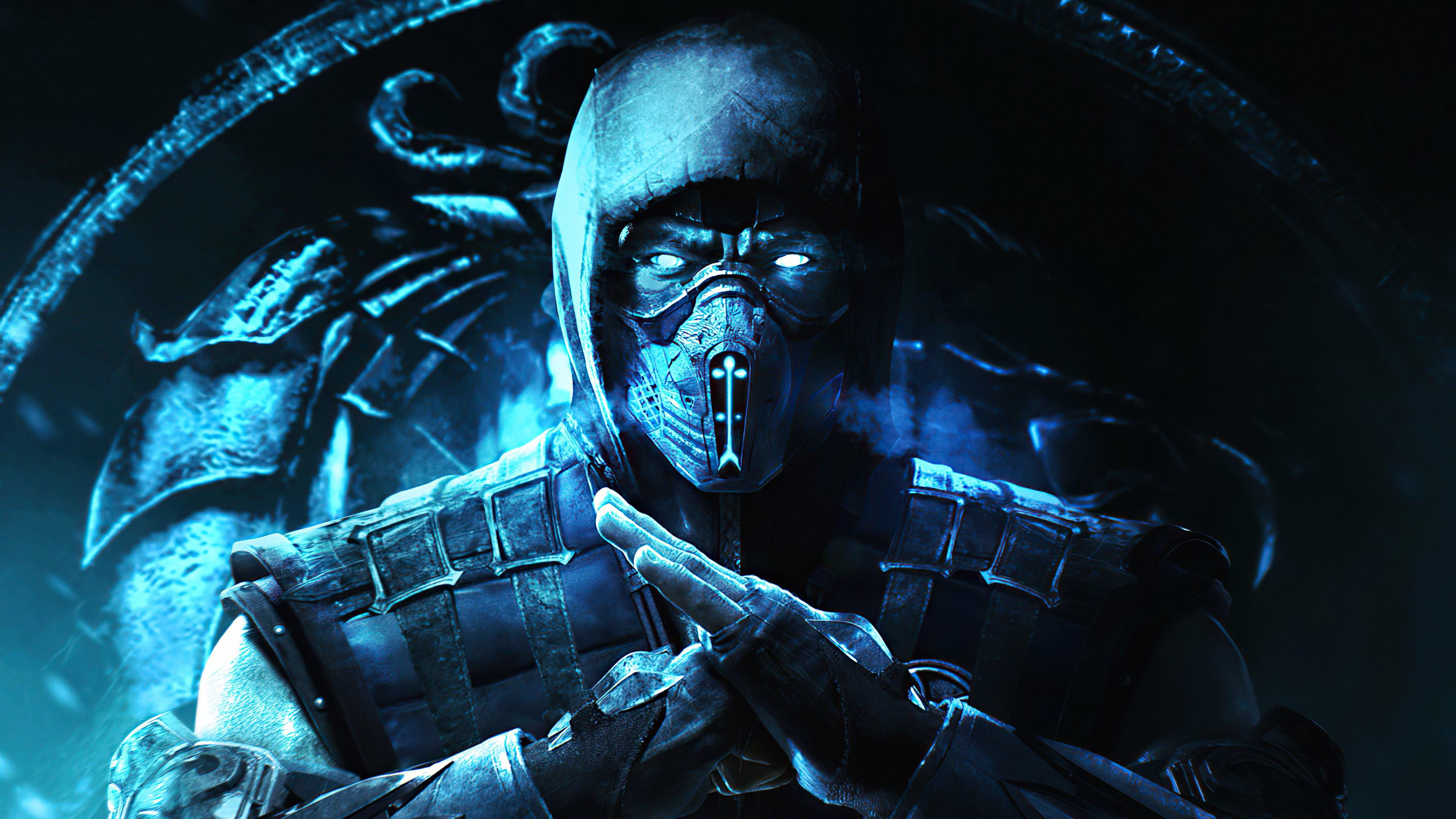 Fondos de pantalla Sub Zero Mortal Kombat 2020