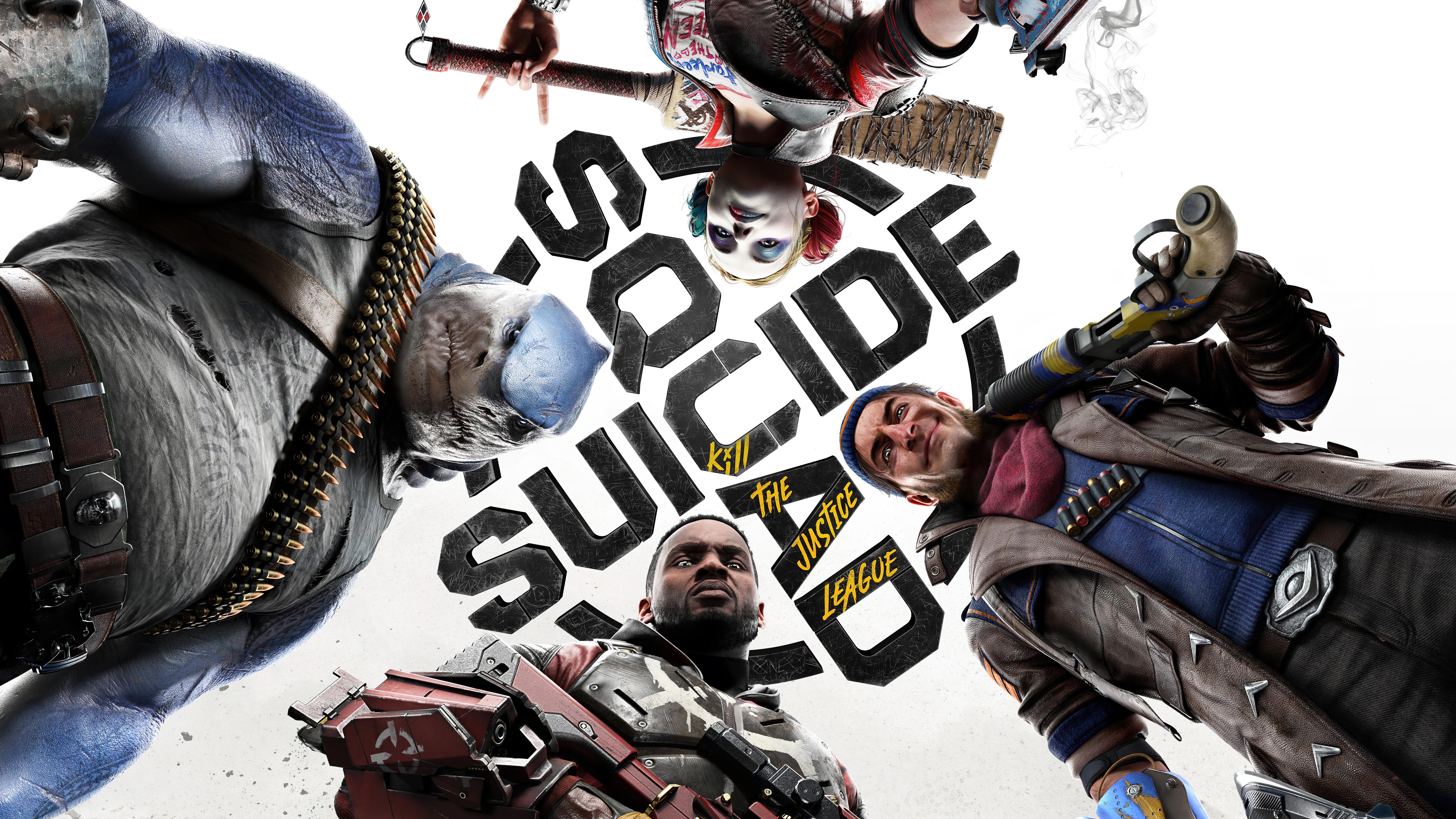 Fondos de pantalla Suicide Squad Kill the Justice League