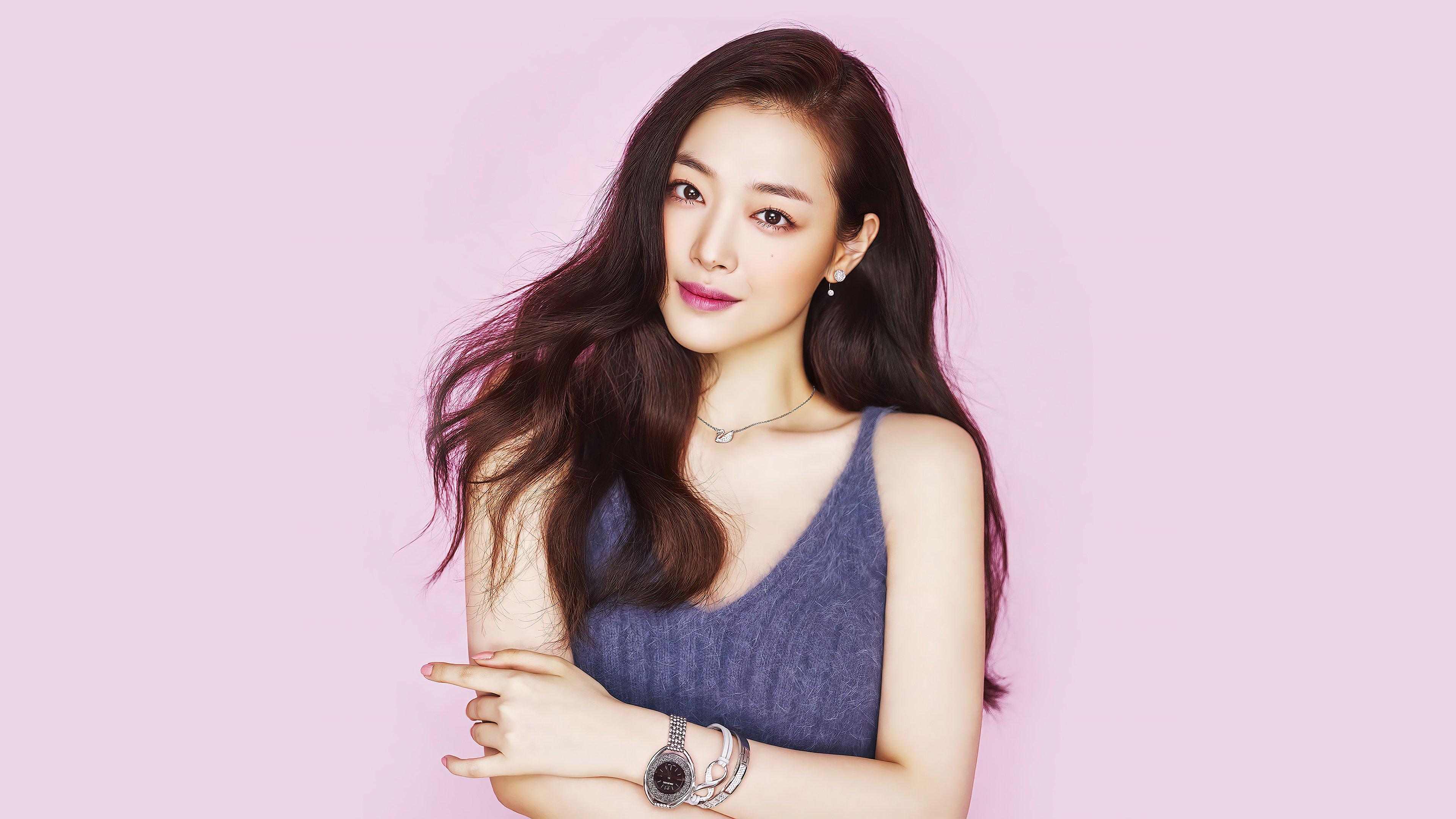 Fondos de pantalla Sulli cantante de Kpop