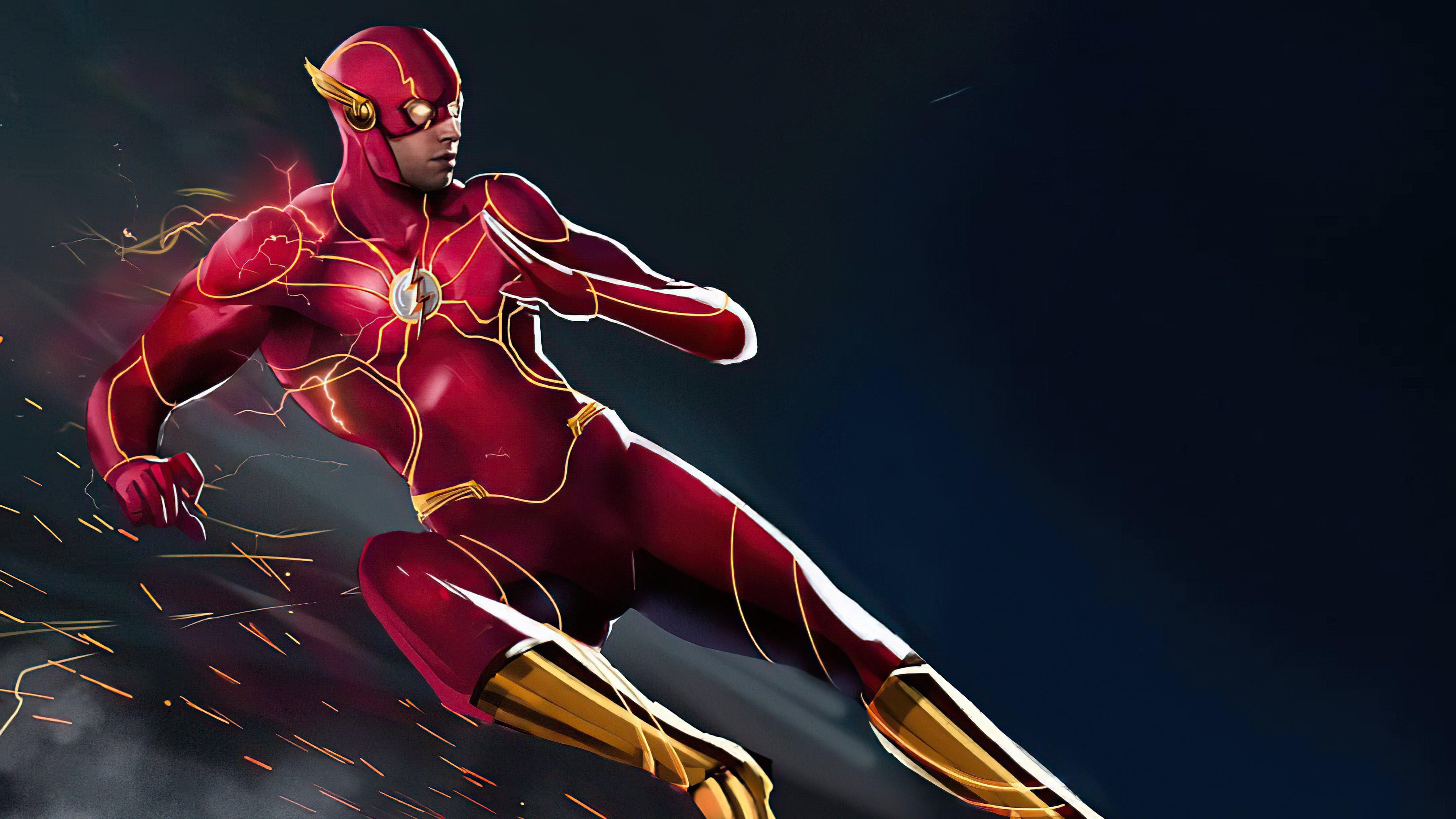 Wallpaper Super Flash