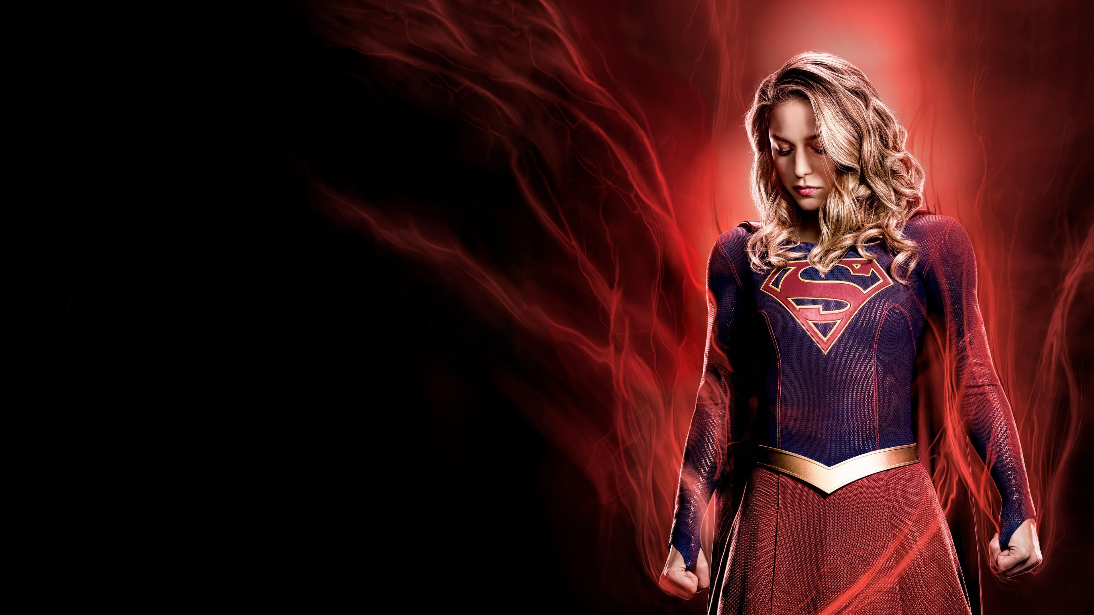 Wallpaper Supergirl Season 4